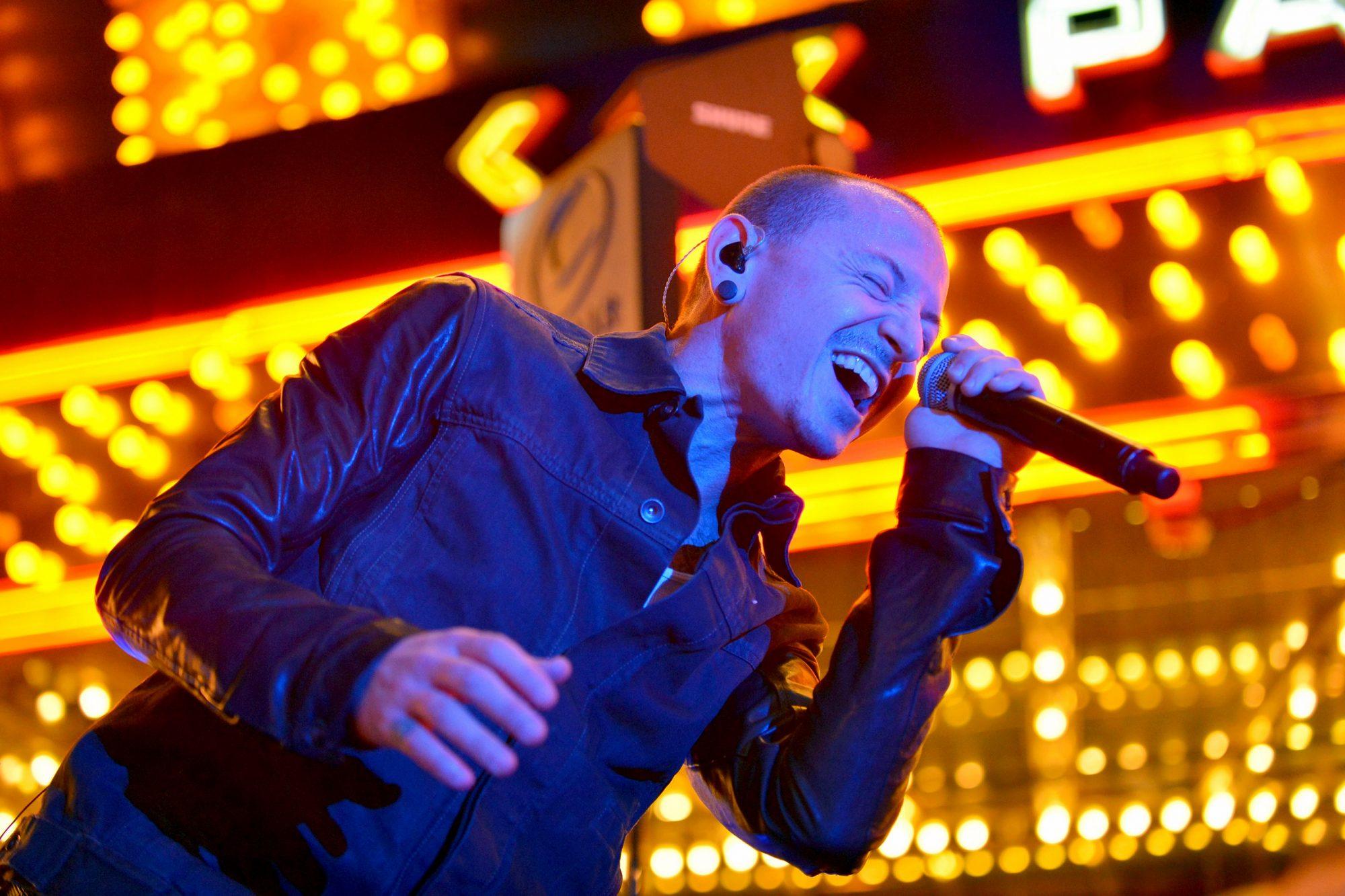 Stone Temple Pilots Perform At The D Las Vegas