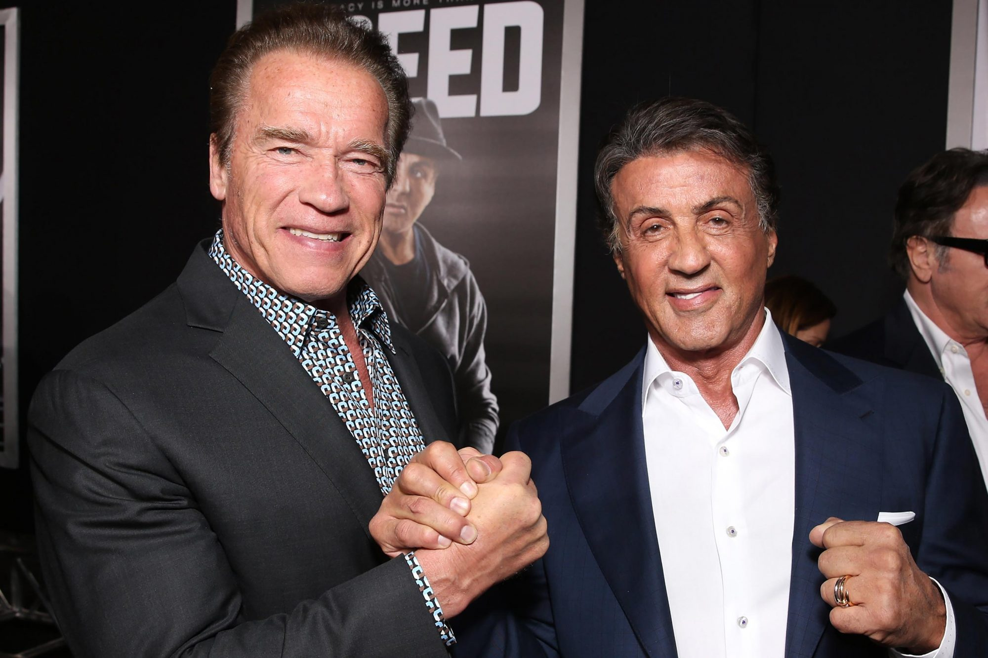 "Premiere Of Warner Bros. Pictures' ""Creed"" - Red Carpet"