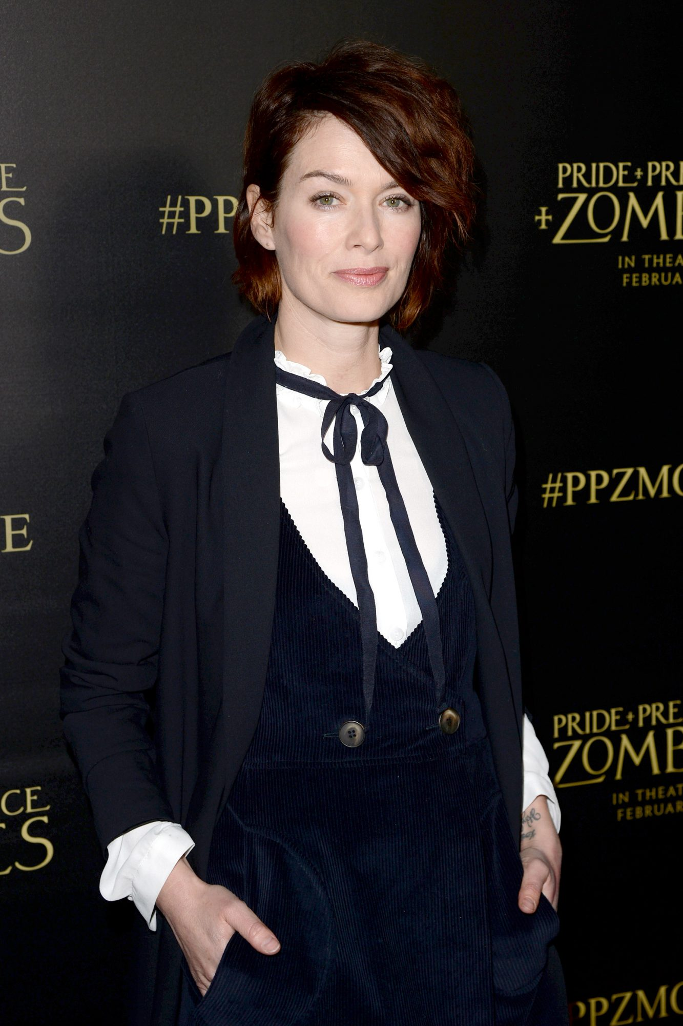 """Premiere Of Screen Gems' """"Pride And Prejudice And Zombies"""" - Red Carpet"""