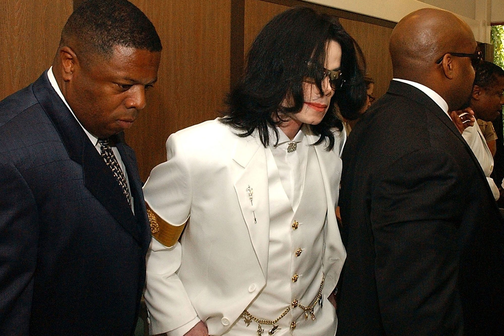 Evidentiary Hearing In The Michael Jackson Case