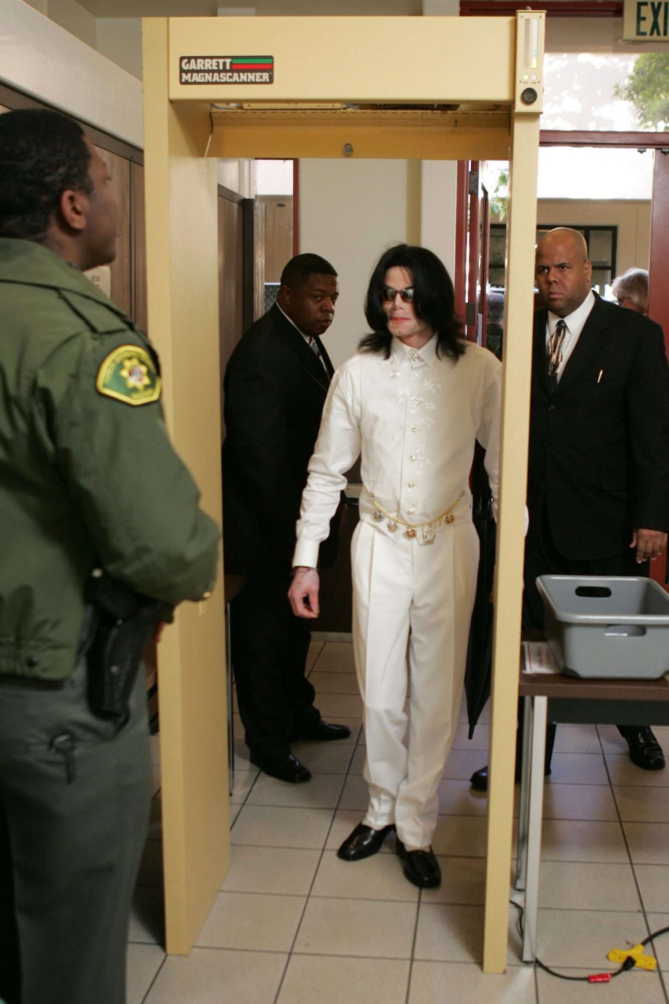 Jury Selection Begins In Michael Jackson Case