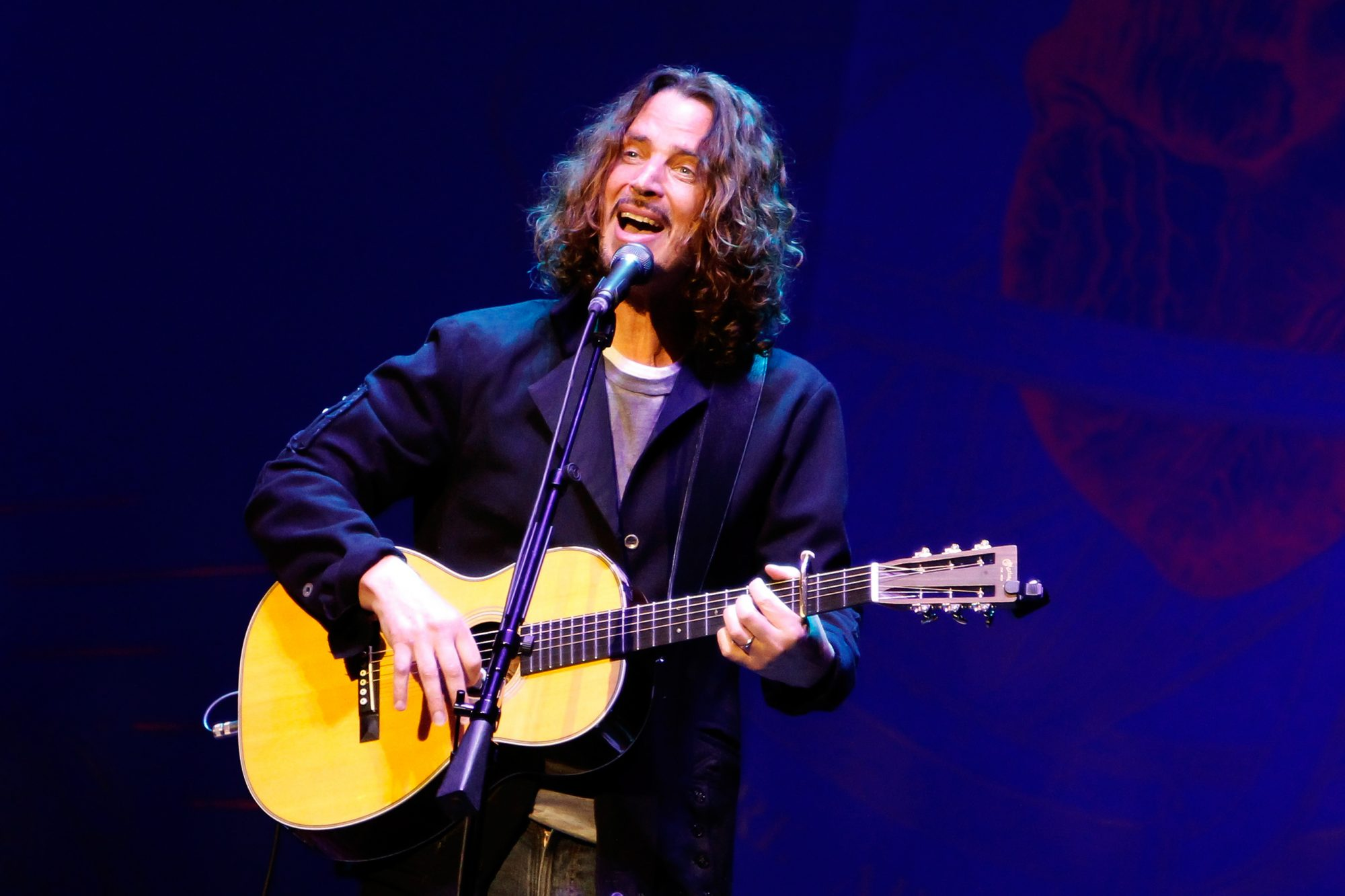 Chris Cornell Performs At Royal Opera house