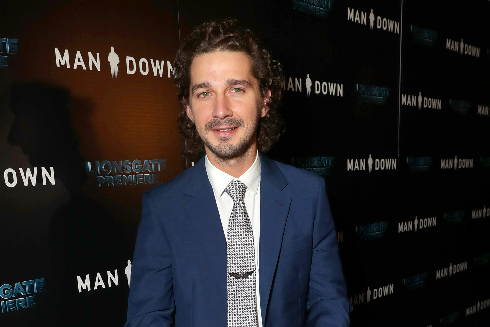 "Premiere Of Lionsgate Premiere's ""Man Down"" - Red Carpet"