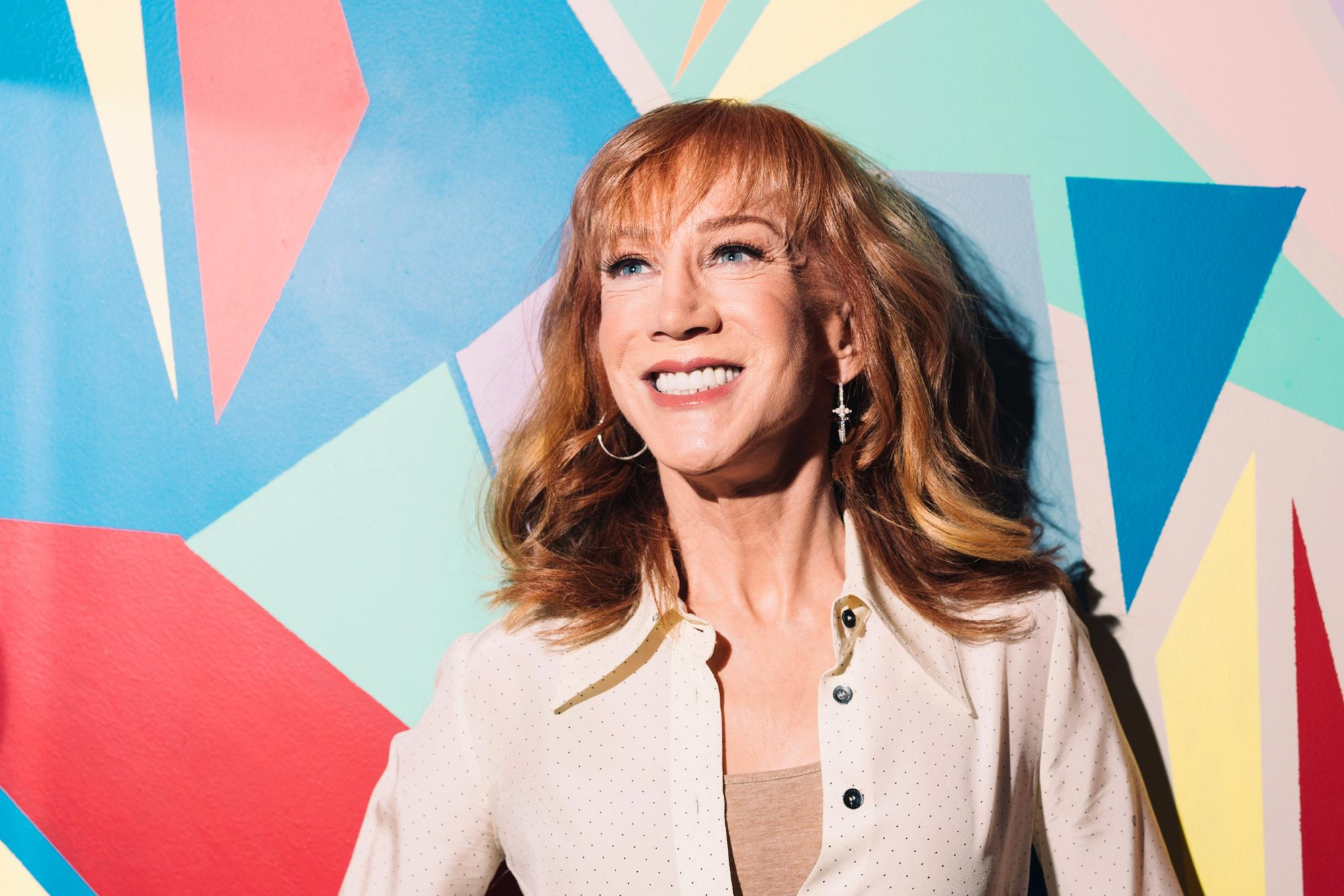 Kathy Griffin, The Wrap, March 9, 2017