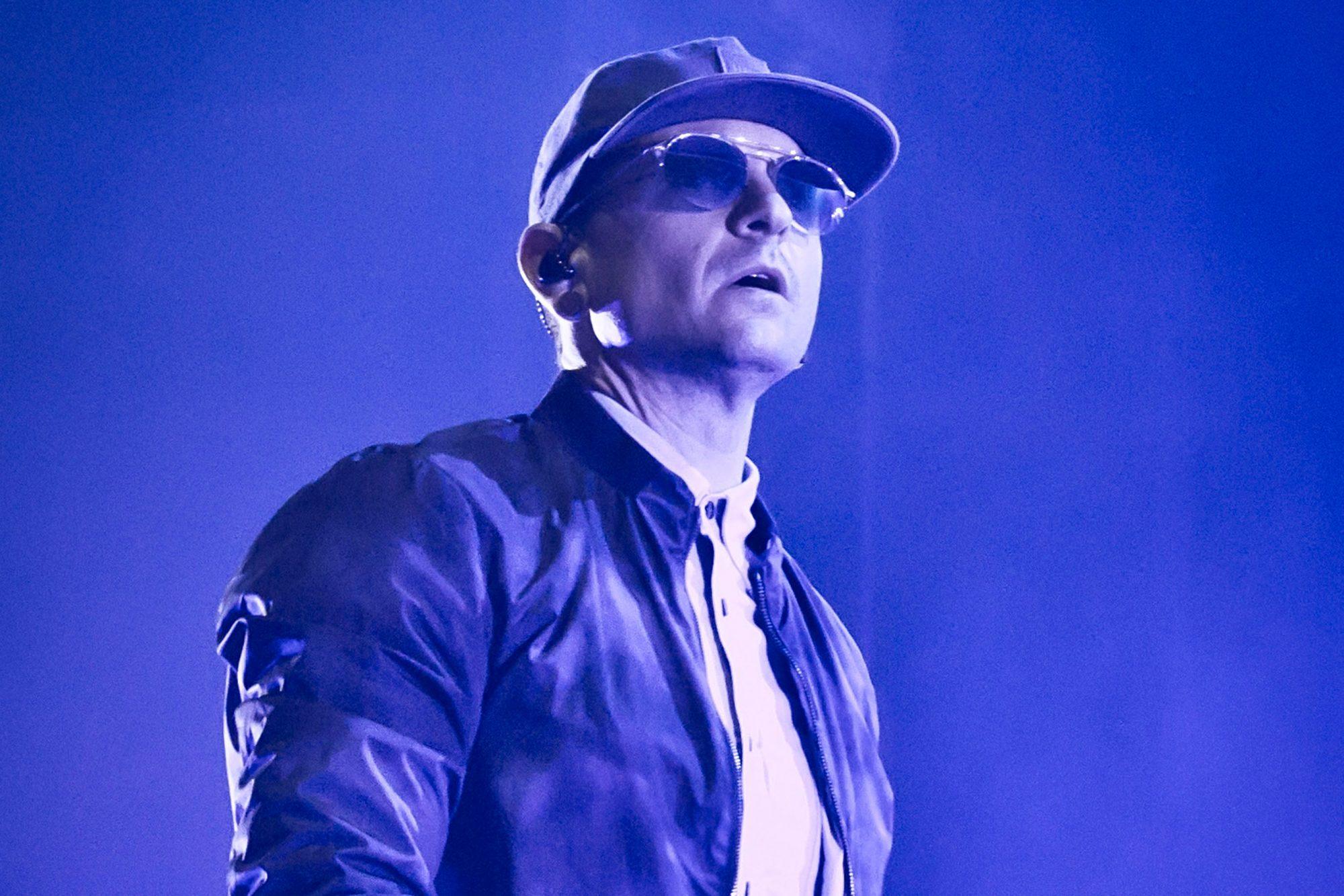 Linkin Park Perform In Berlin