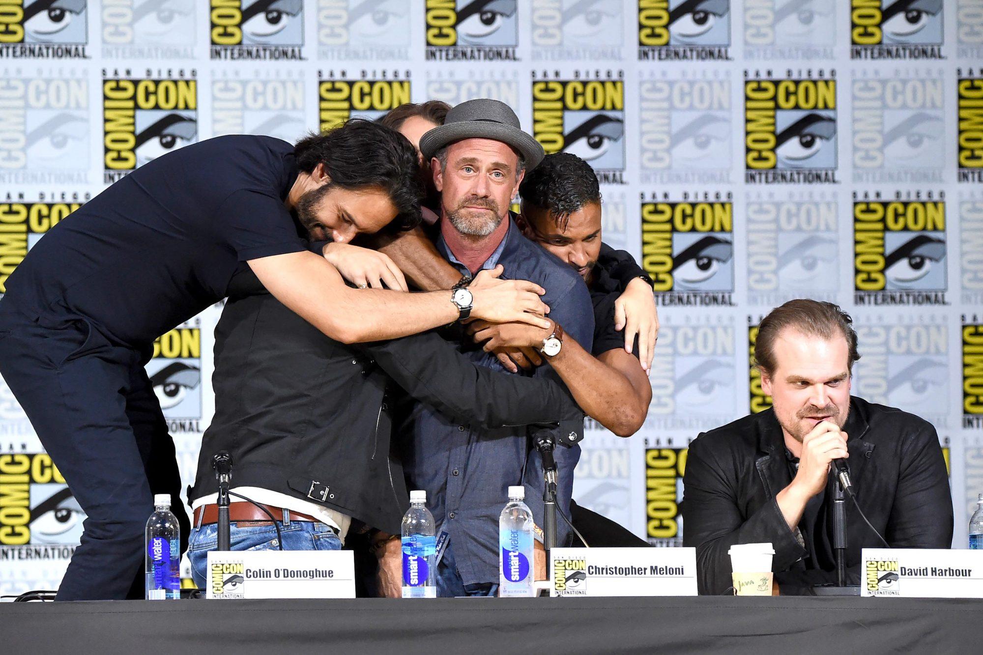 Comic-Con International 2017 -  Brave New Warriors Panel