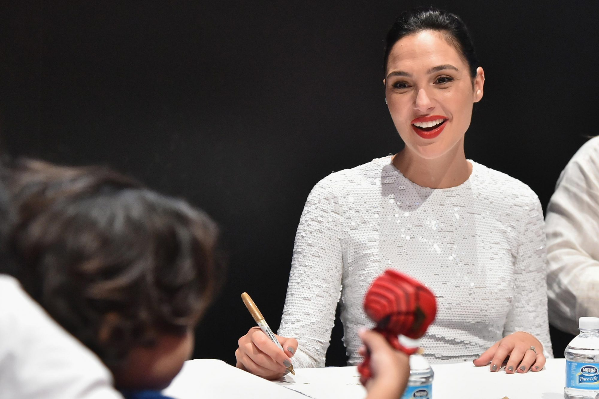 "Comic-Con International 2017 - ""Justice League"" Autograph Signing"