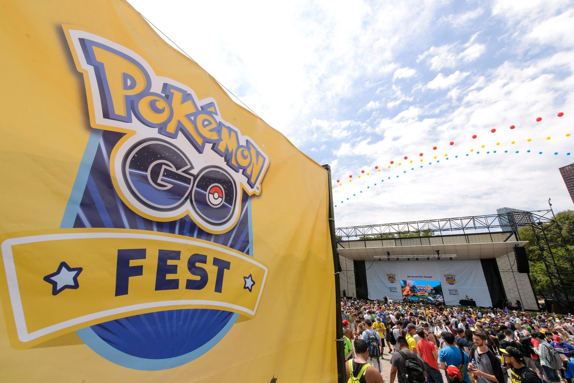 2017 Pokemon GO Fest Chicago