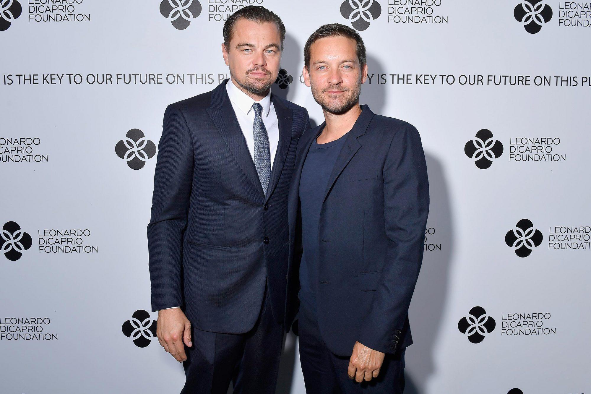 The Leonardo DiCaprio Foundation 4th Annual Saint-Tropez Gala - Cocktail reception