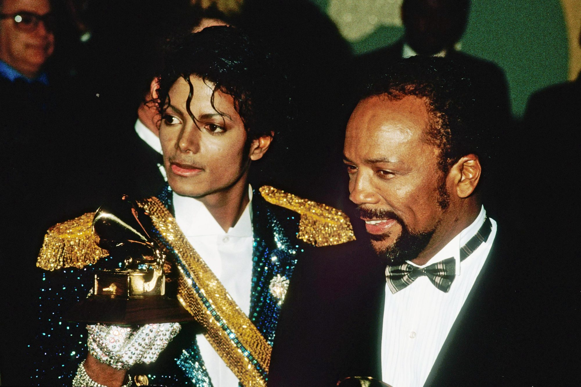 Michael And Q