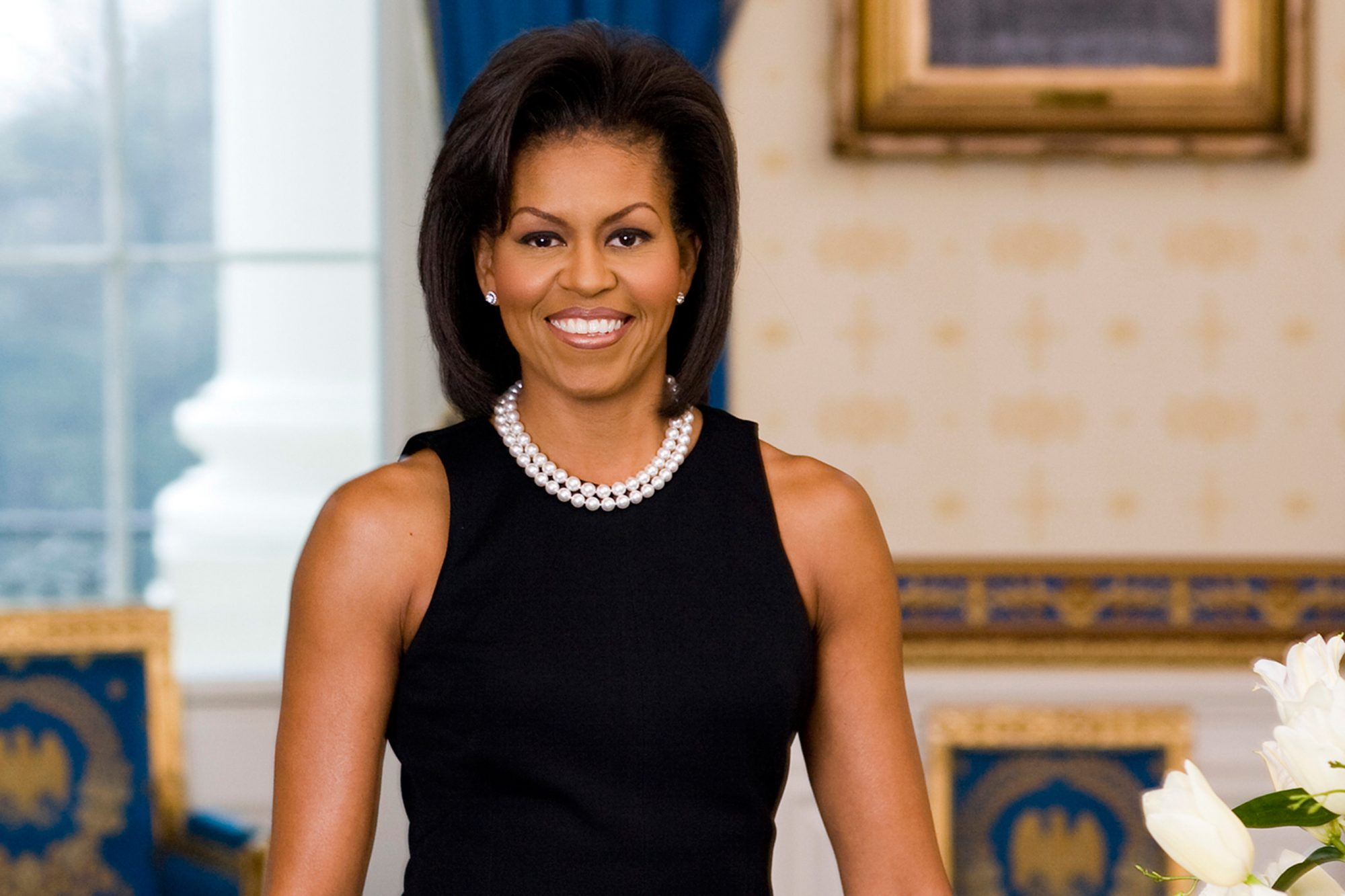 First Lady Offical Portrait