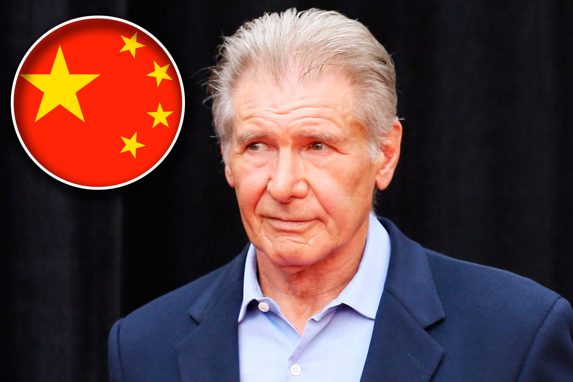 Harrison Ford — China