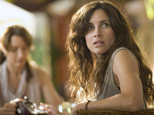Helena Peabody (Rachel Shelley)