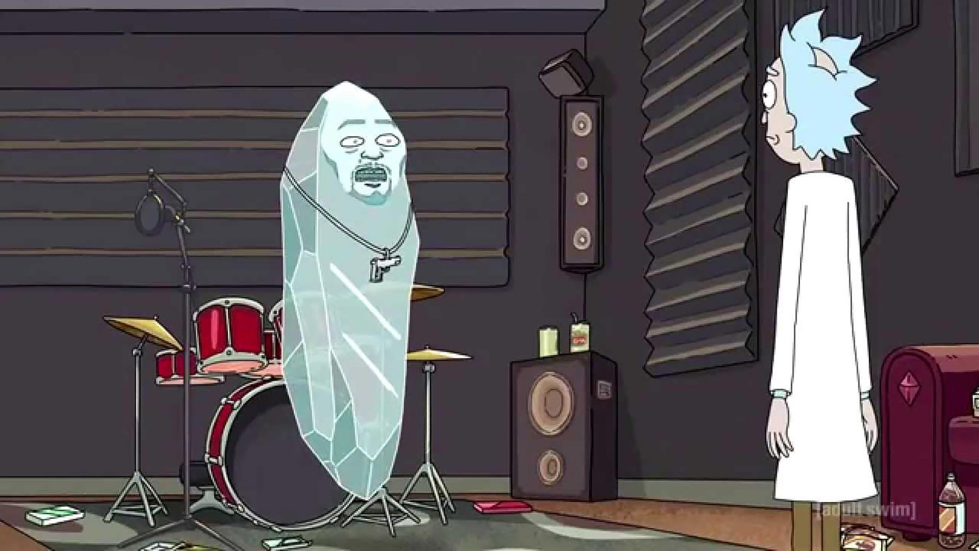 Ricky and Morty - Ice T (Season 2, Episode 5)