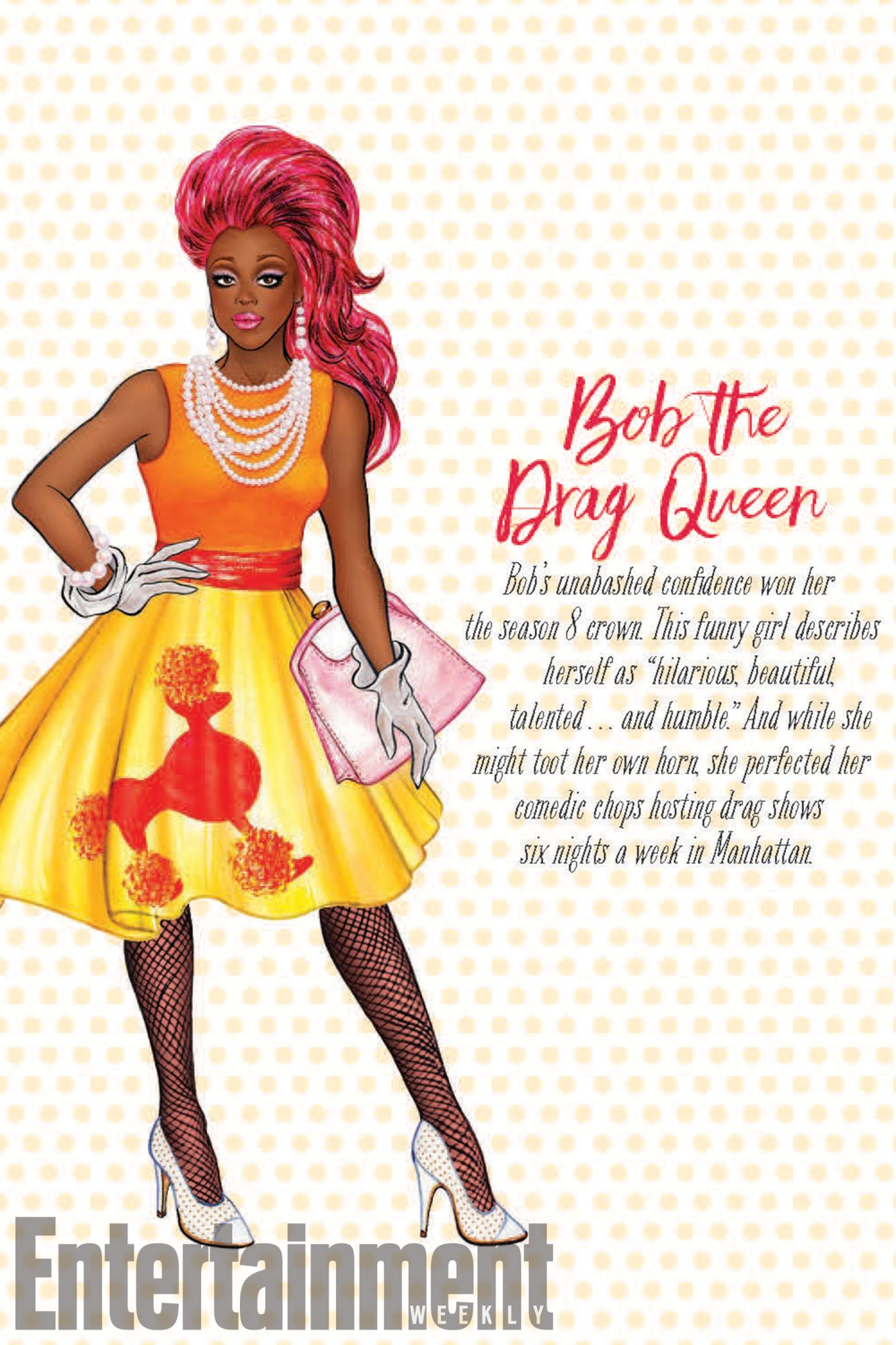 GALLERY: RuPaul's Drag Race Paper Doll book