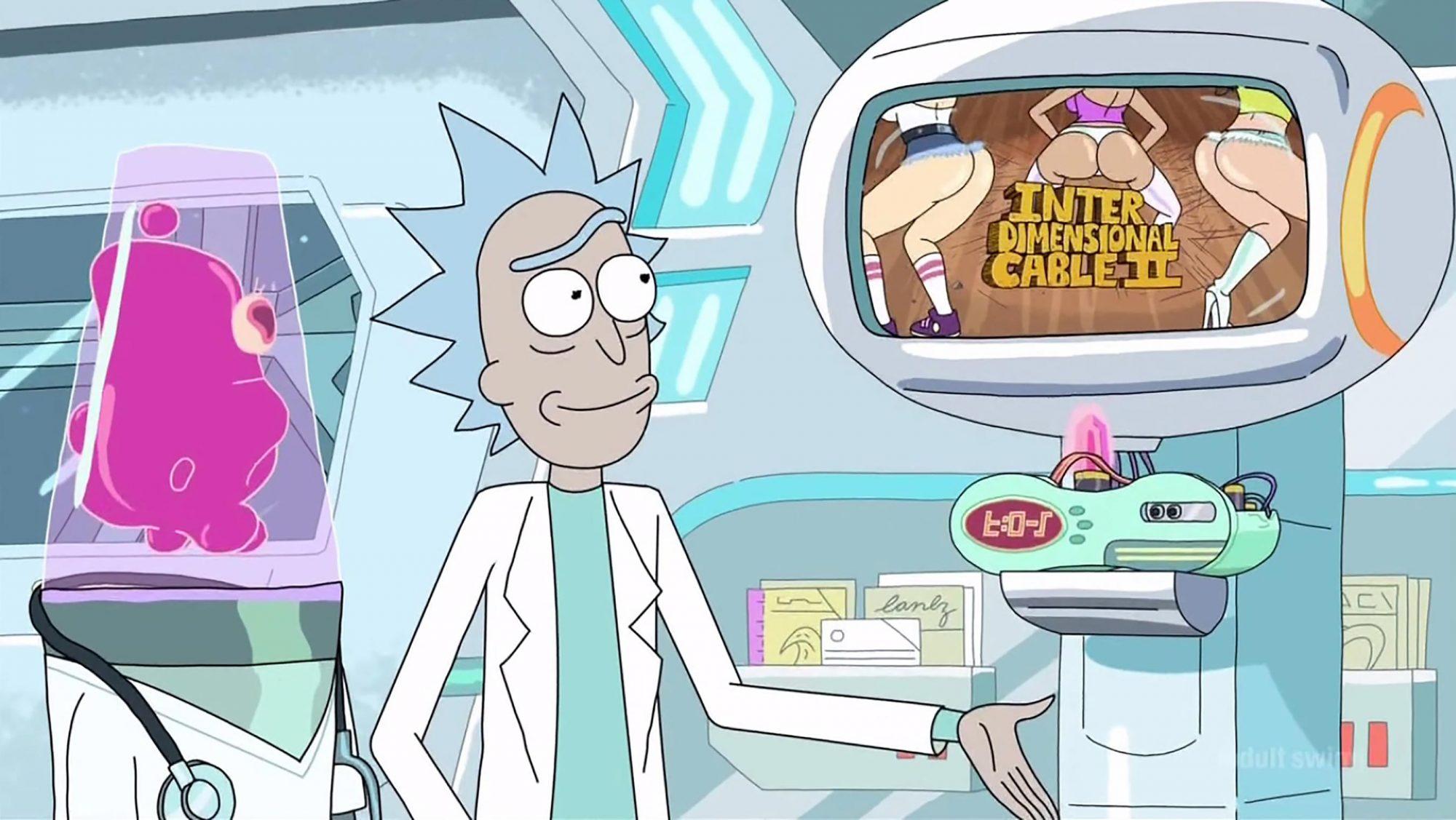 Ricky and Morty - Interdimensional Cable (Season 1, 8;Season 2, Episode 8)