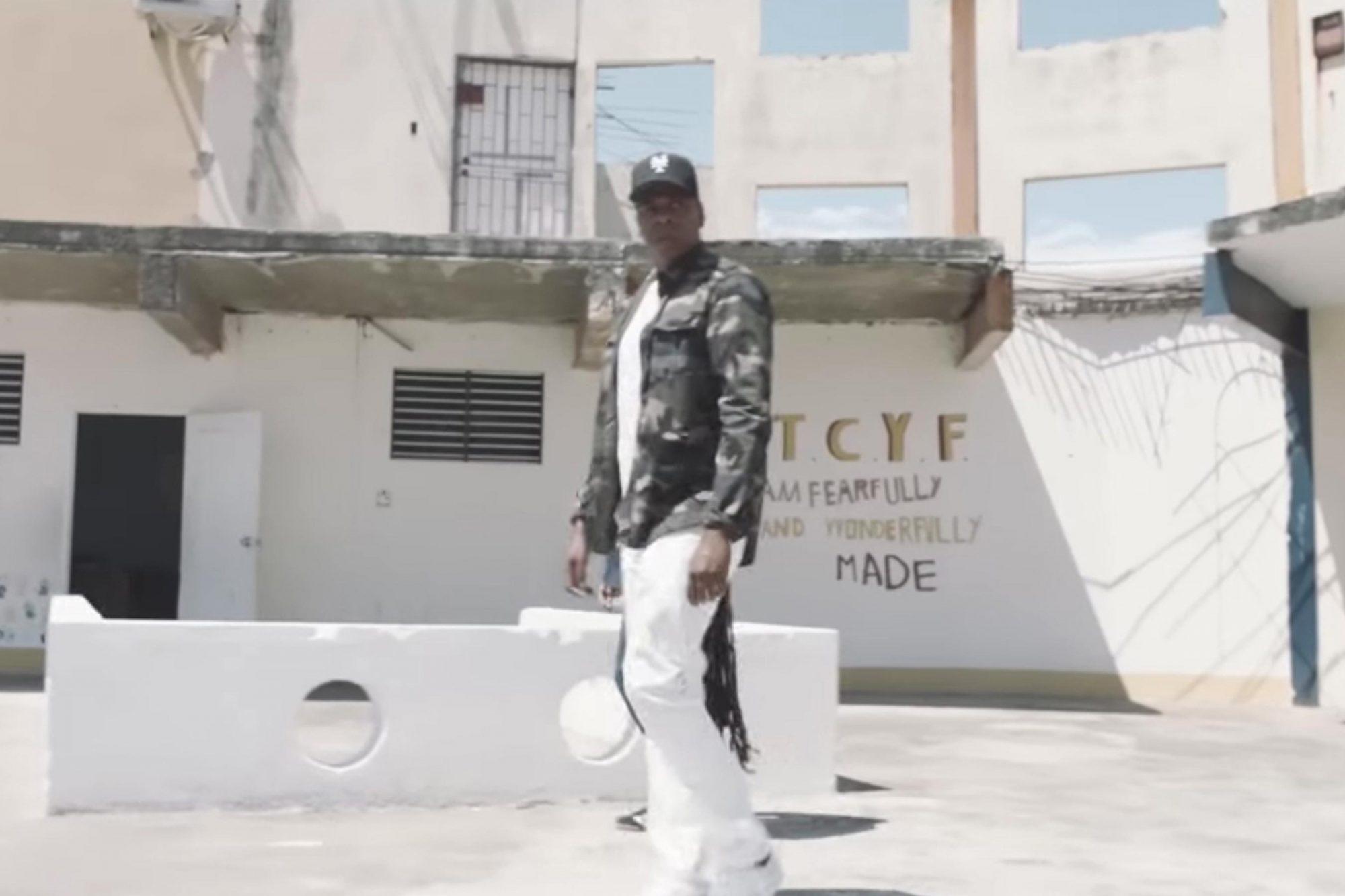 JAY-Z's BAM ft. Damian MarleyTIDAL (screen grab) CR: TIDAL/YouTube