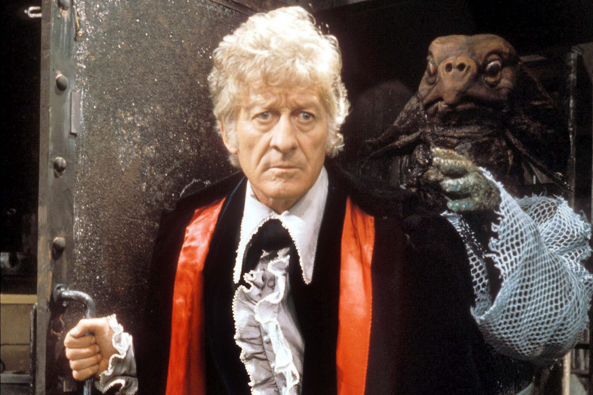 DOCTOR WHO, Jon Pertwee, 1963-89. photo: ©BBC / courtesy: Everett Collection