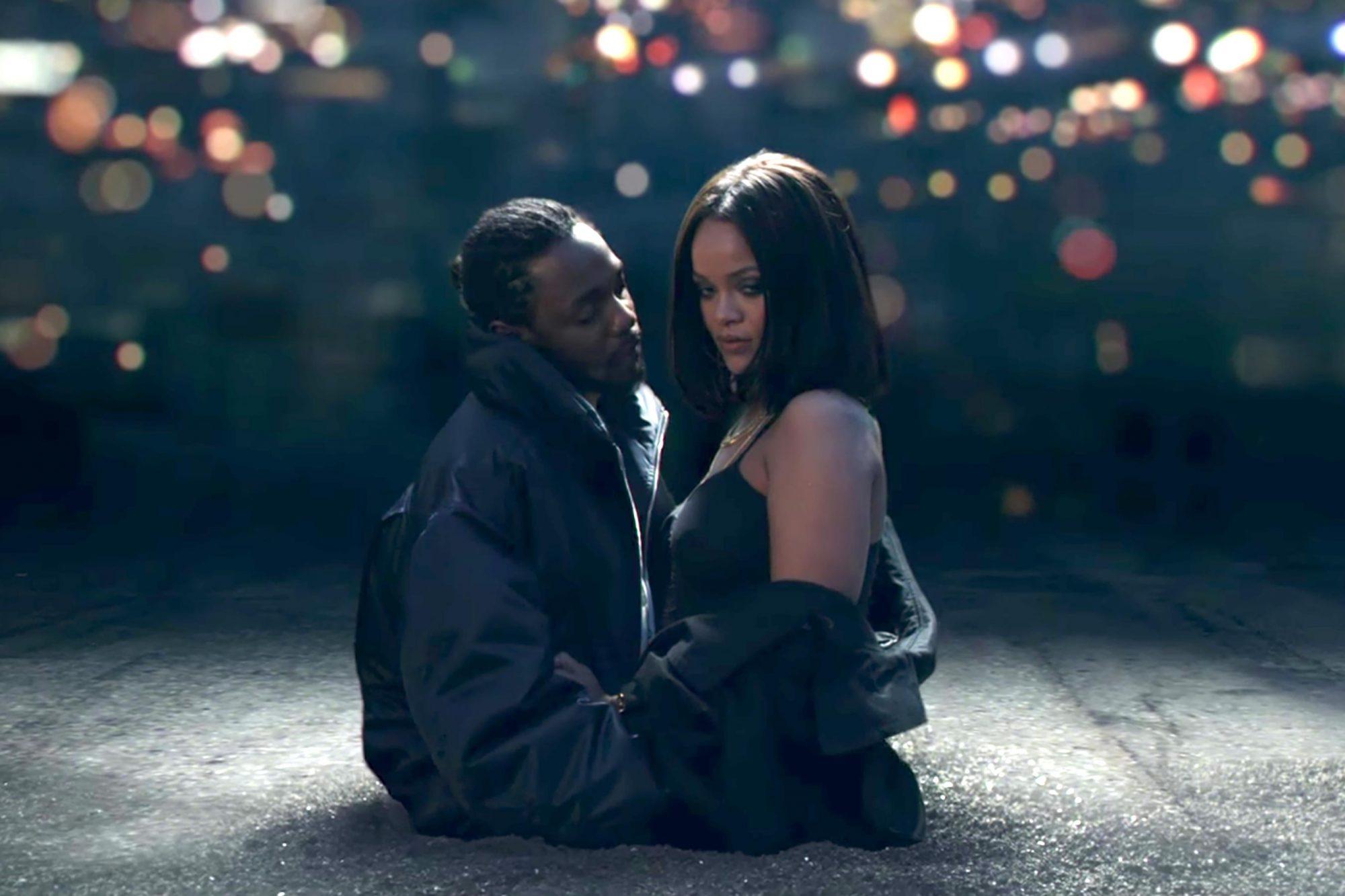 Kendrick-Lamar-Rihanna