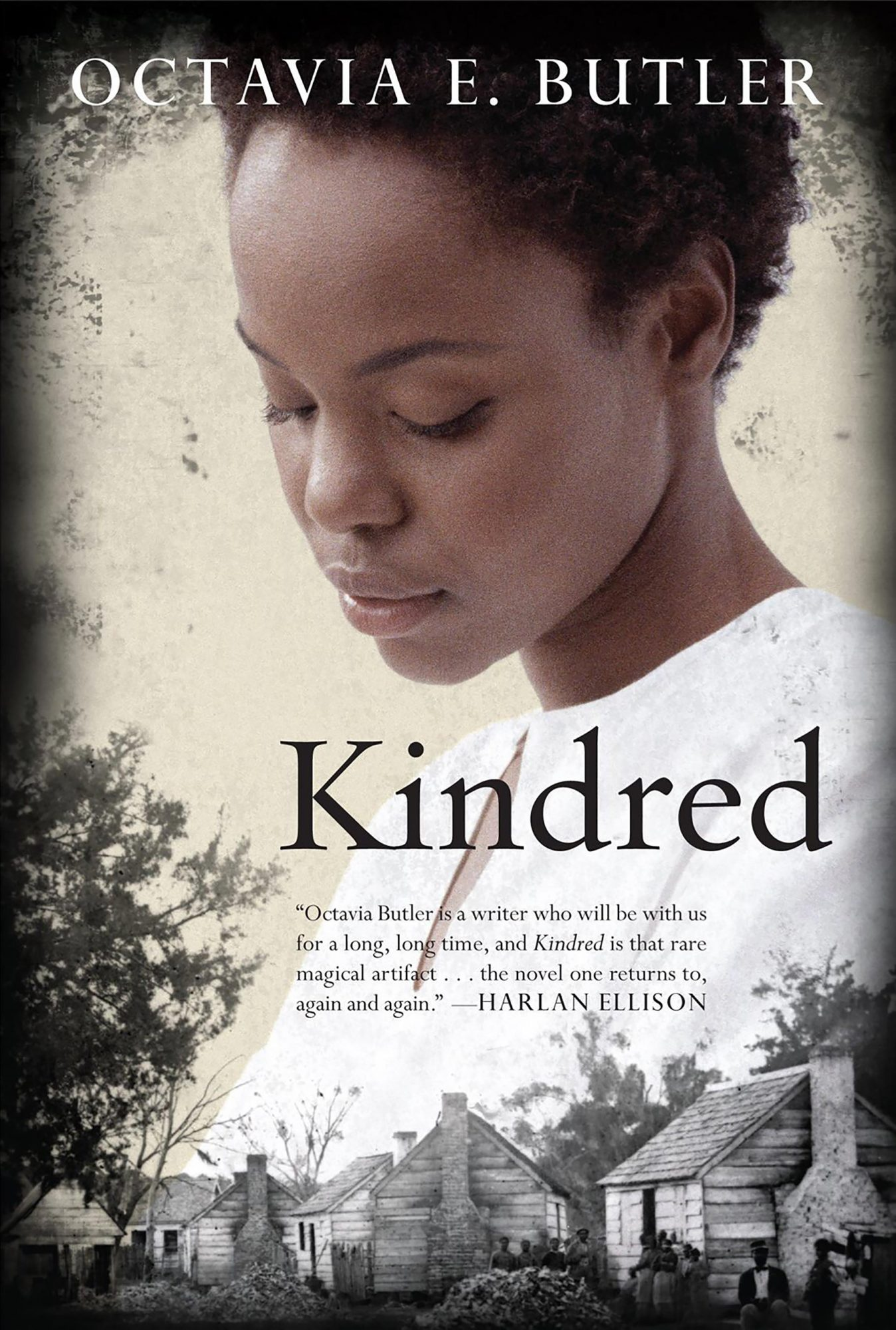 Kindred by Octavia Butler CR: Doubleday