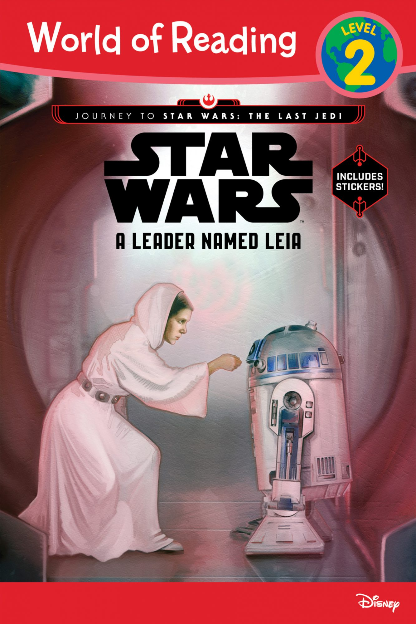 A Leader Named Leia, written by Jennifer Heddle and illustrated by Brian Rood