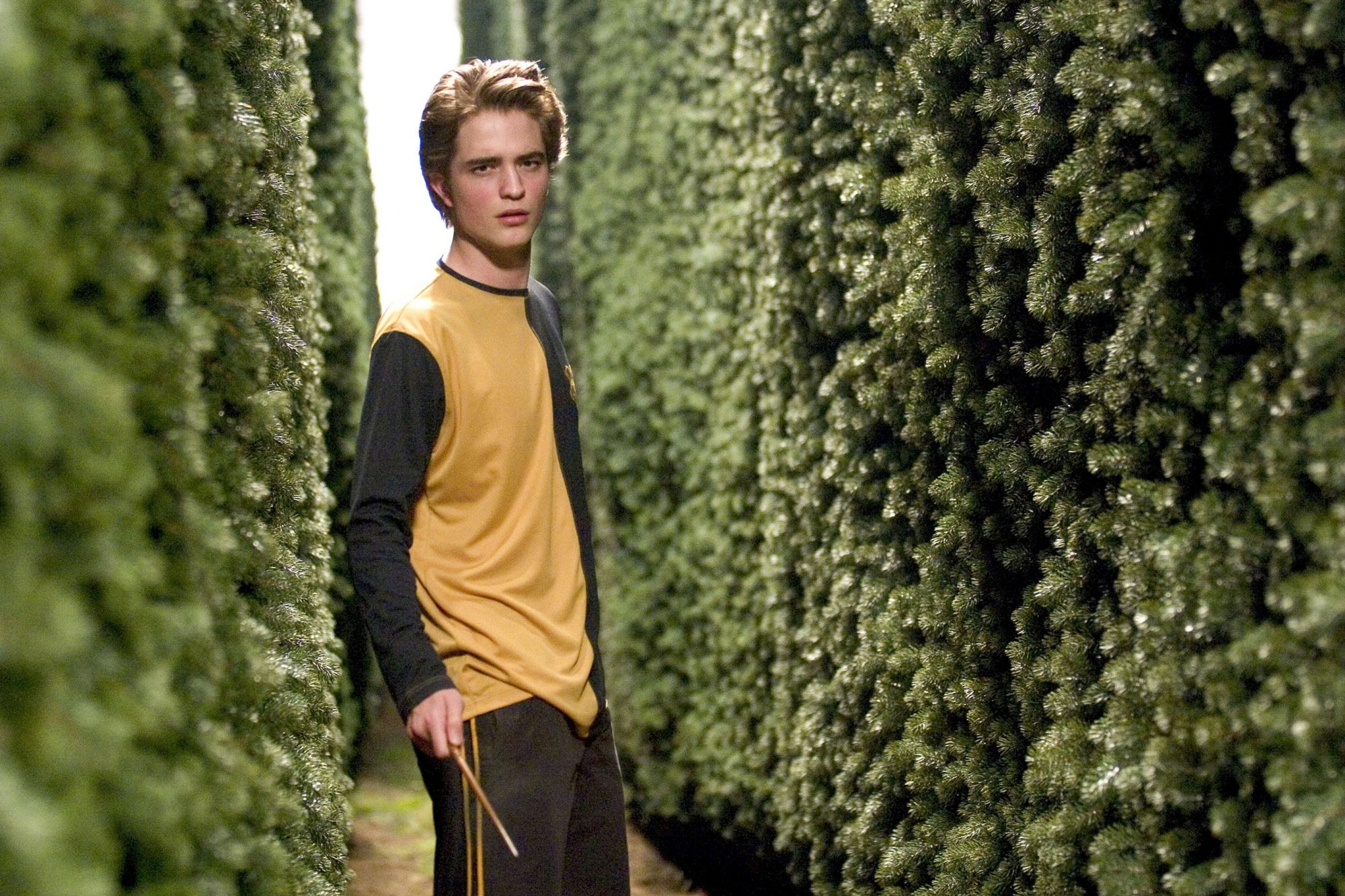 HARRY POTTER AND THE GOBLET OF FIRE, Robert Pattinson, 2005, (c) Warner Brothers/courtesy Everett Co