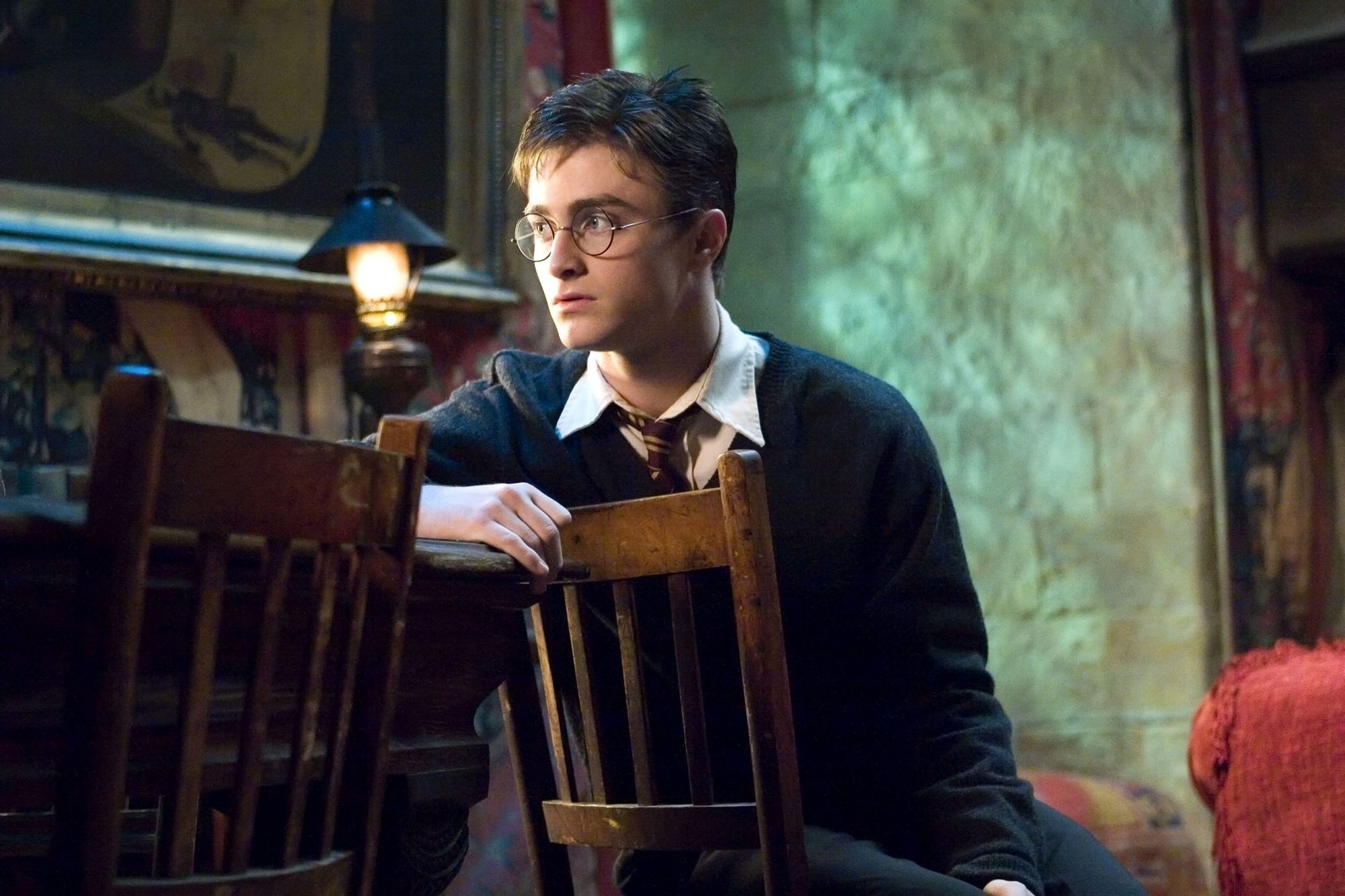 HARRY POTTER AND THE ORDER OF THE PHOENIX, Daniel Radcliffe, 2007. ©Warner Bros./Courtesy Everett Co