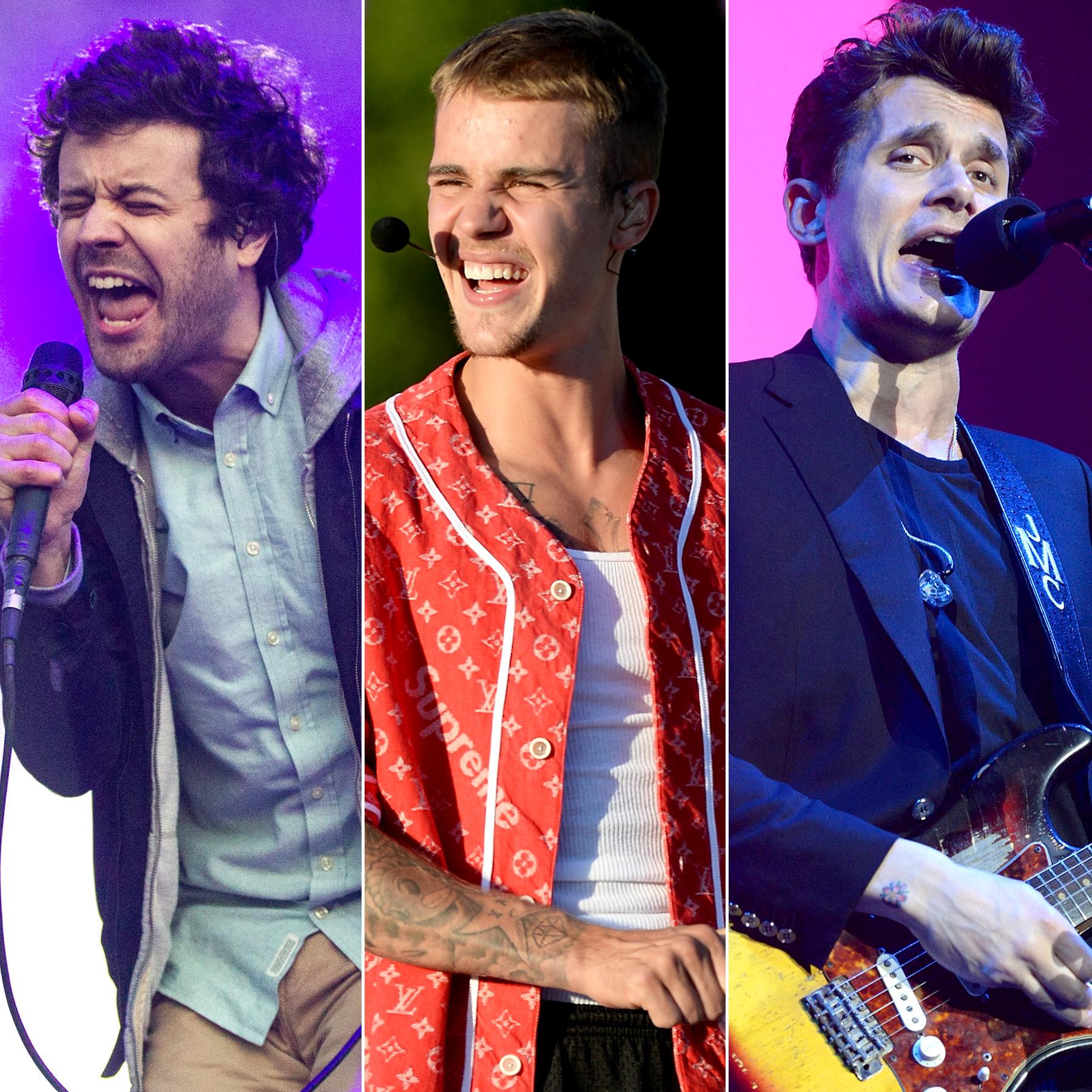 Michael-Angelakos,-Justin-Bieber,-John-Maye