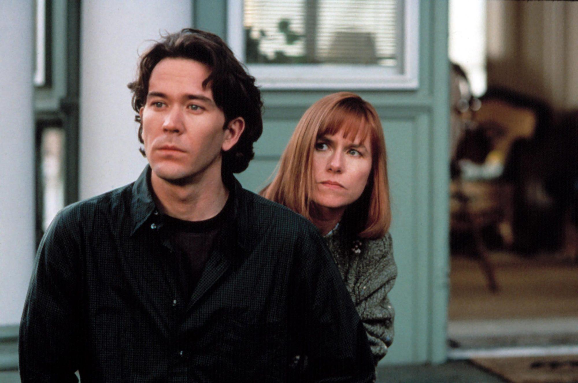 THE DARK HALF, Timothy Hutton, Amy Madigan, 1993. (c)MGM/ Courtesy: Everett Collection.