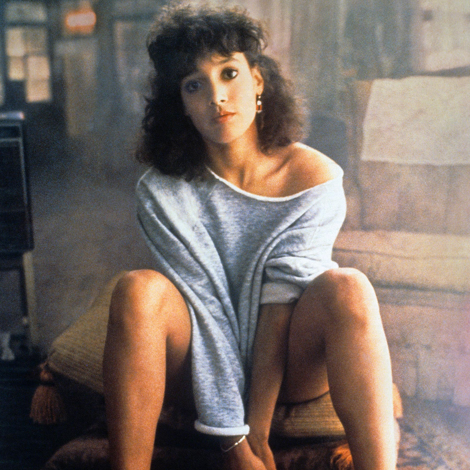 FLASHDANCE, Jennifer Beals, 1983, (c) Paramount/courtesy Everett Collection