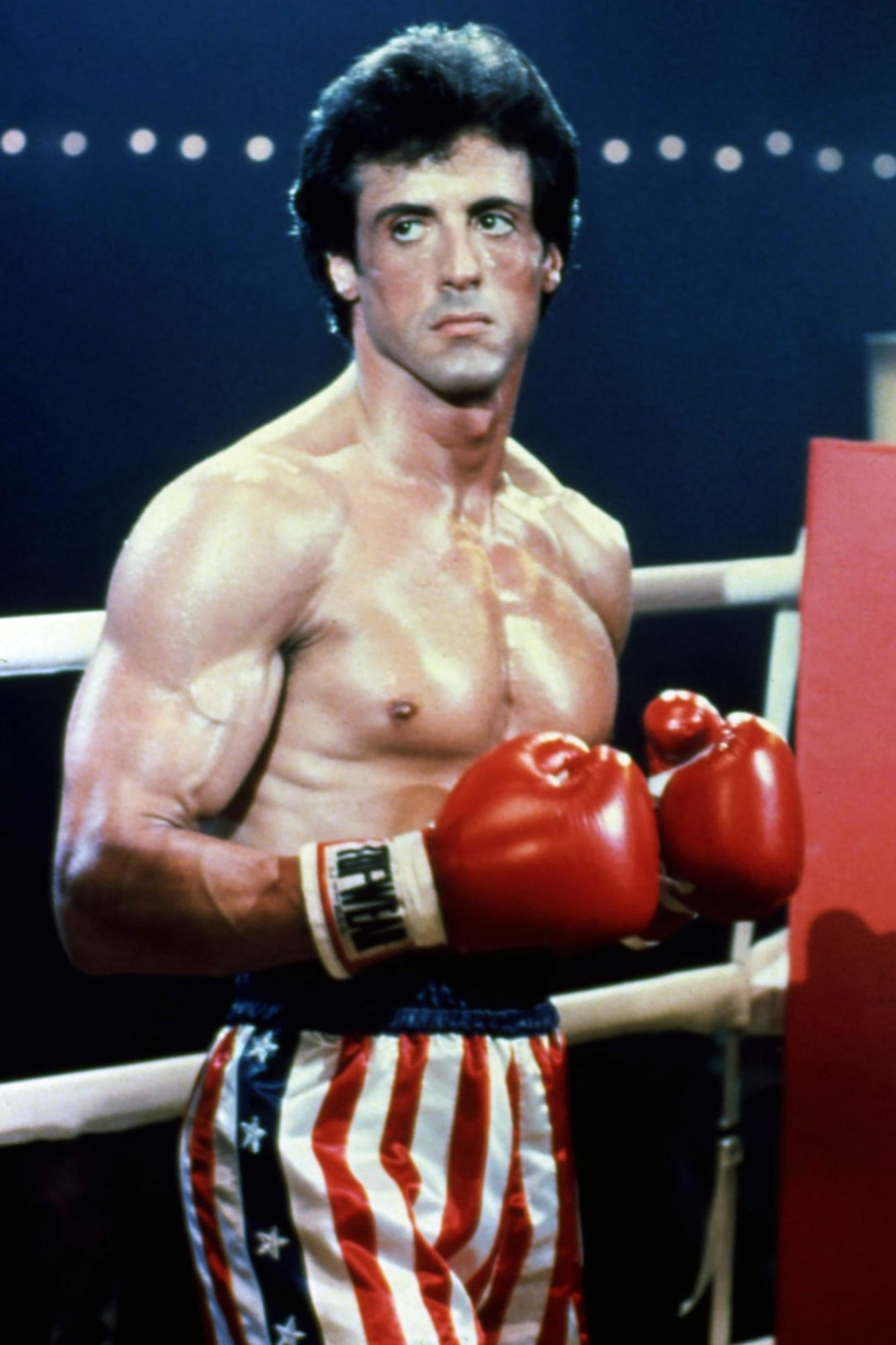 ROCKY III, Sylvester Stallone, 1982, © United Artists / Courtesy: Everett Collection