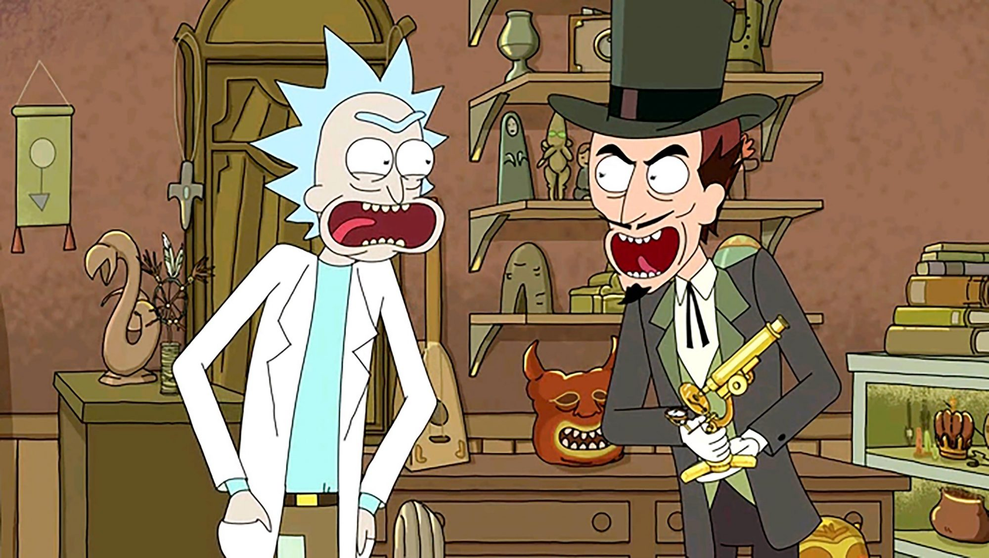 Ricky and Morty - Needful Things (Season 1, Episode 9)