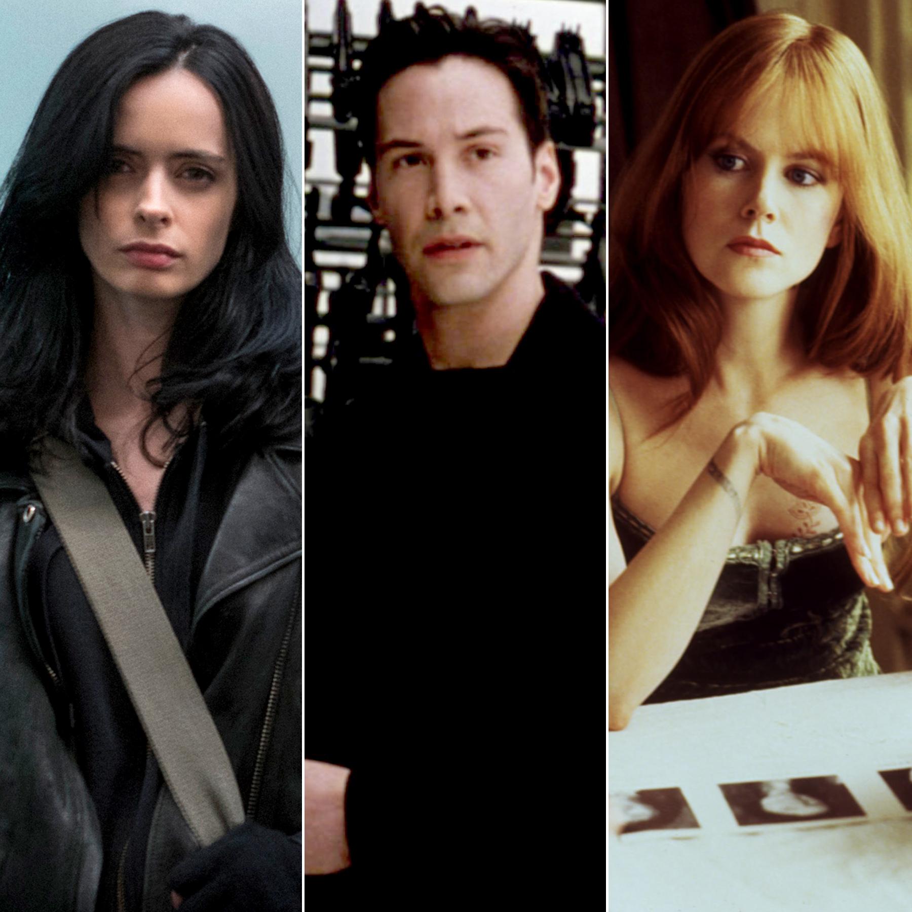 The Defenders/The Matrix/ Practical Magic