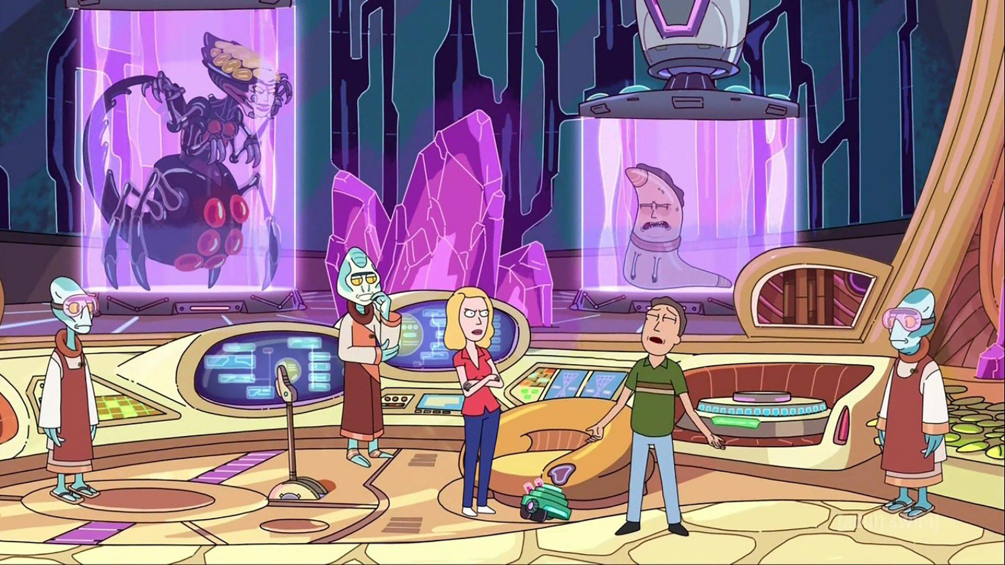 Ricky and Morty - Nuptia 4 (Season 2, Episode 7)