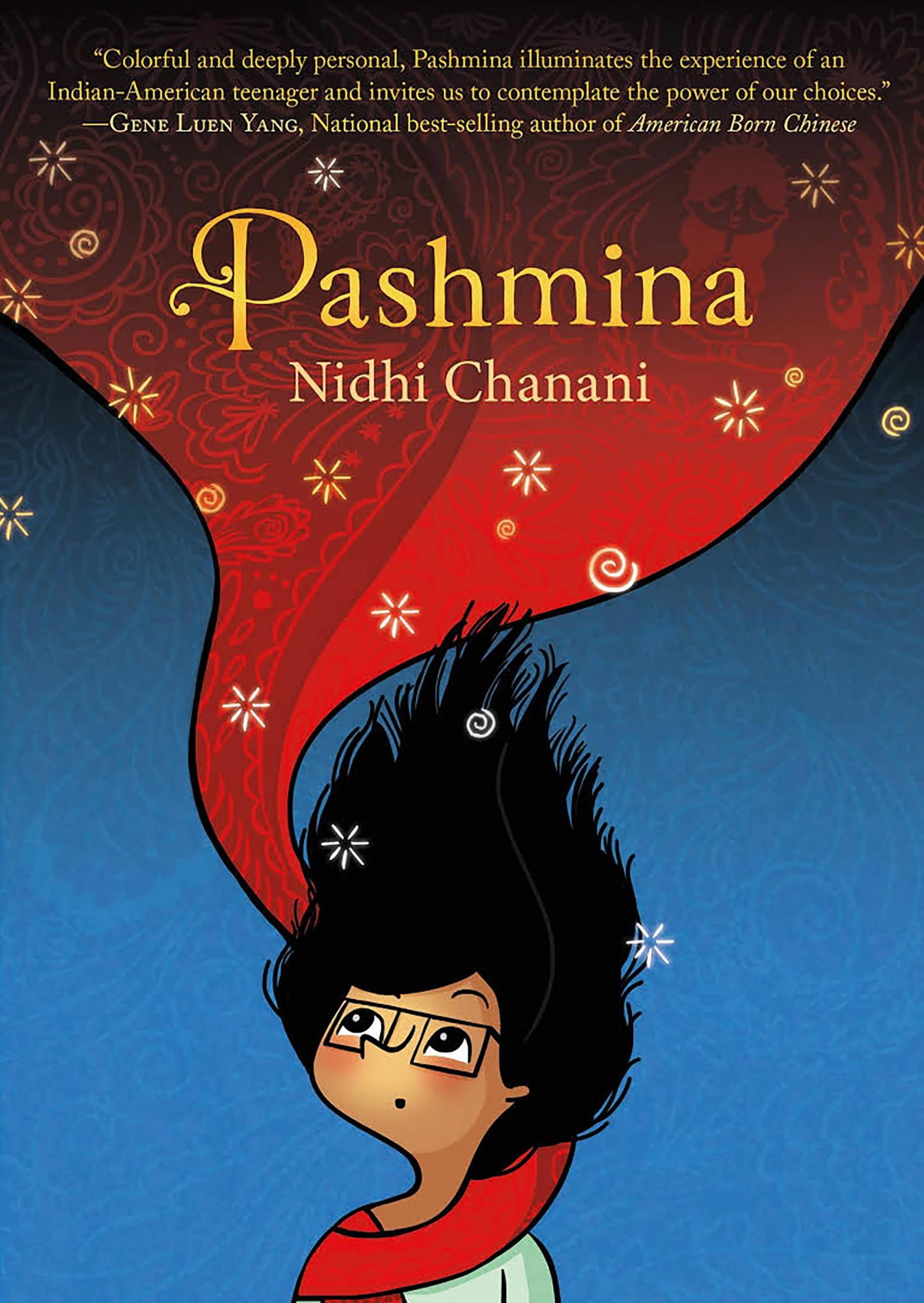 PashminaBook by Nidhi Chanani CR: First Second