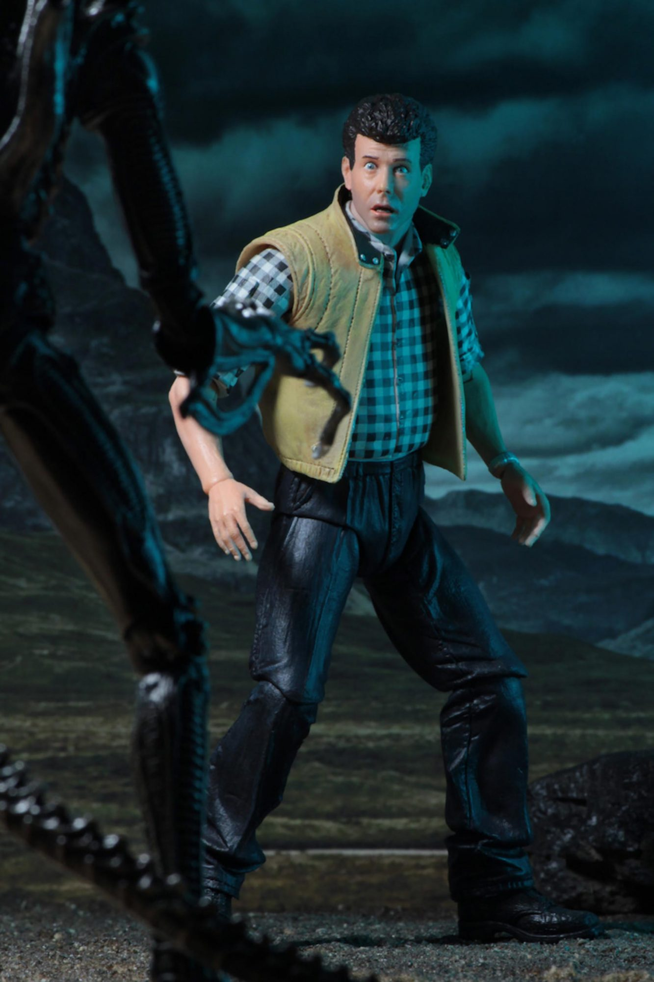 Paul Reiser Aliens action figure CR: NECA