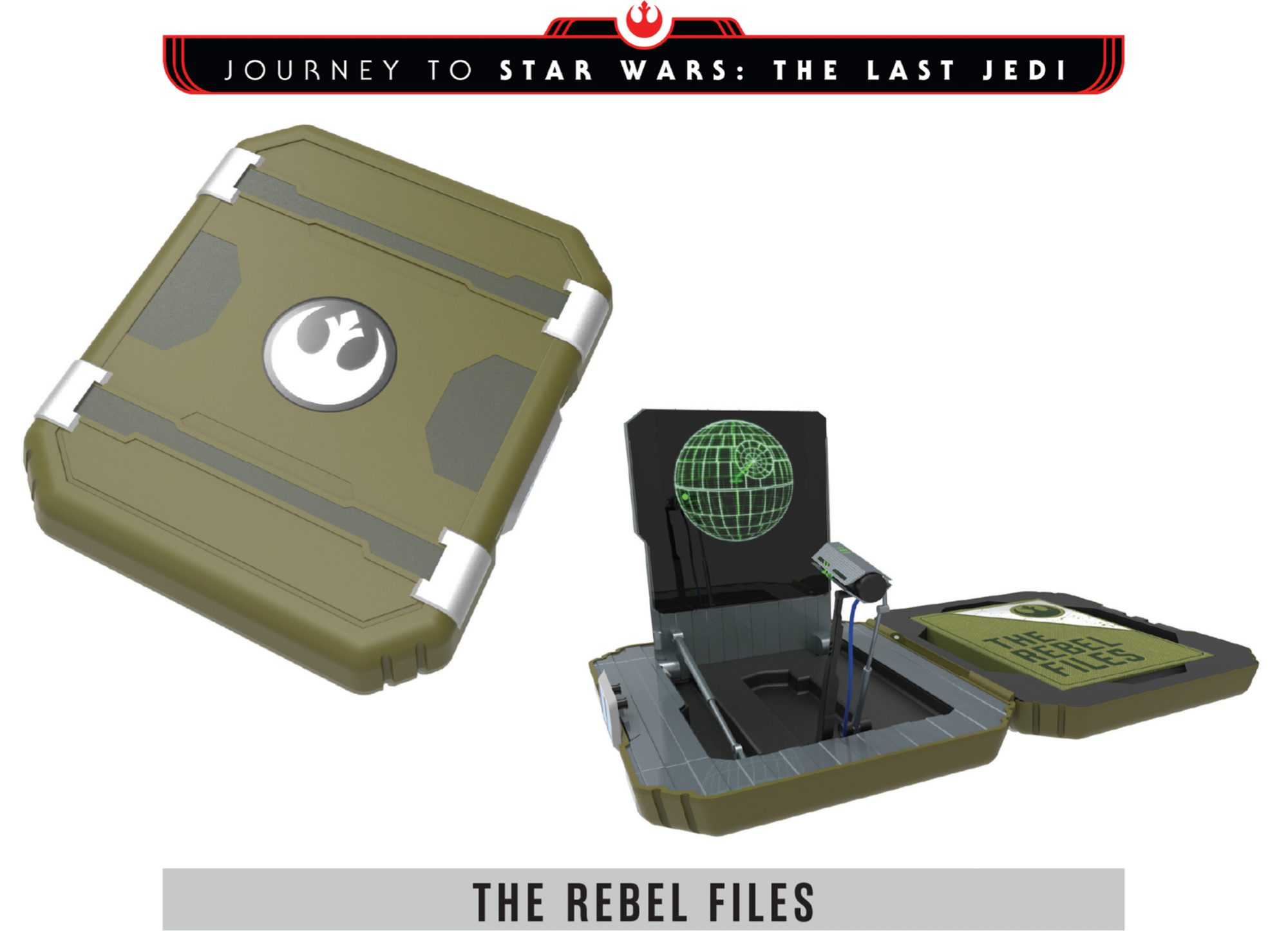 The Last Jedi: The Rebel Files, by Dan Wallace