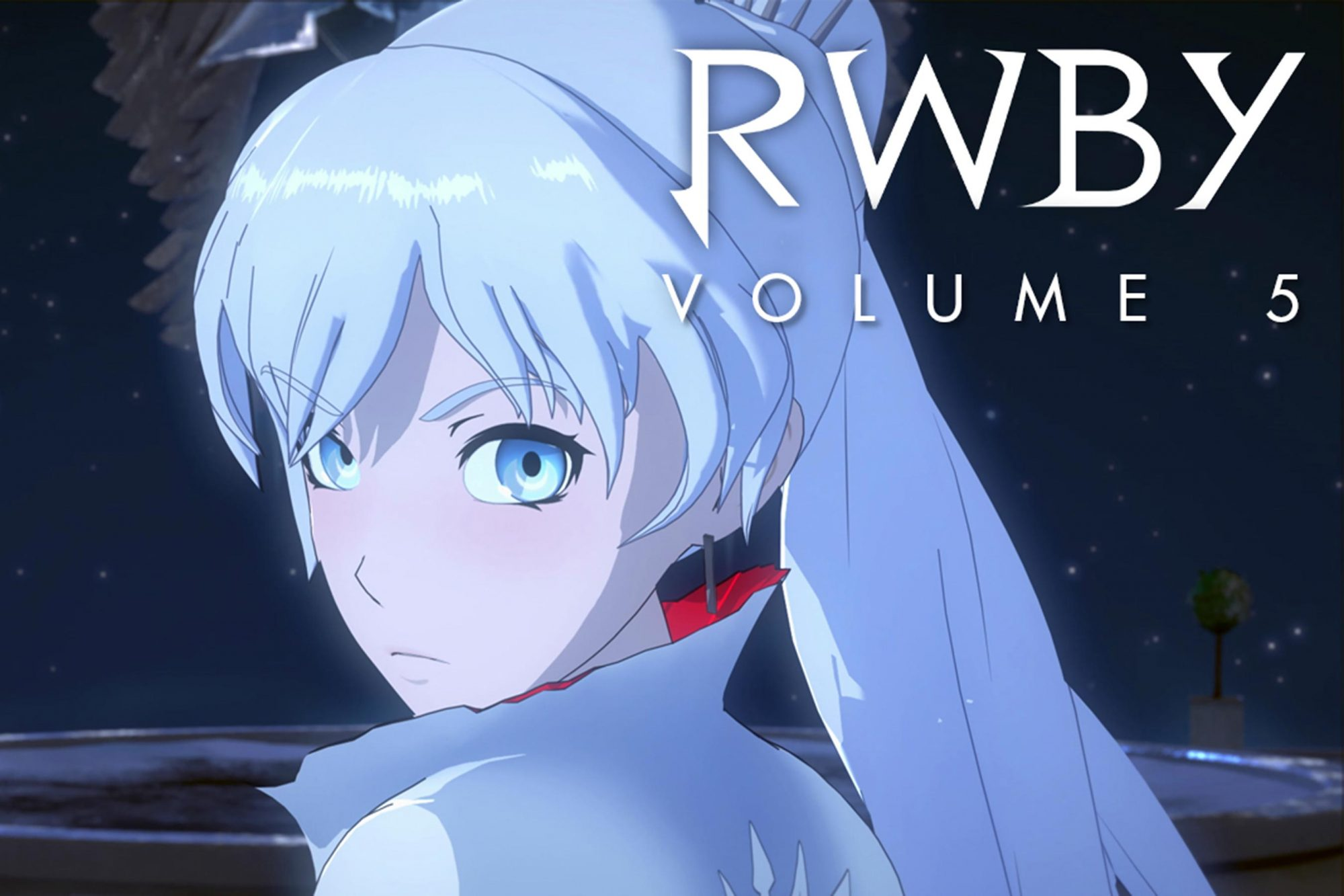 The animated web series 'RWBY' CR: Rooster Teeth