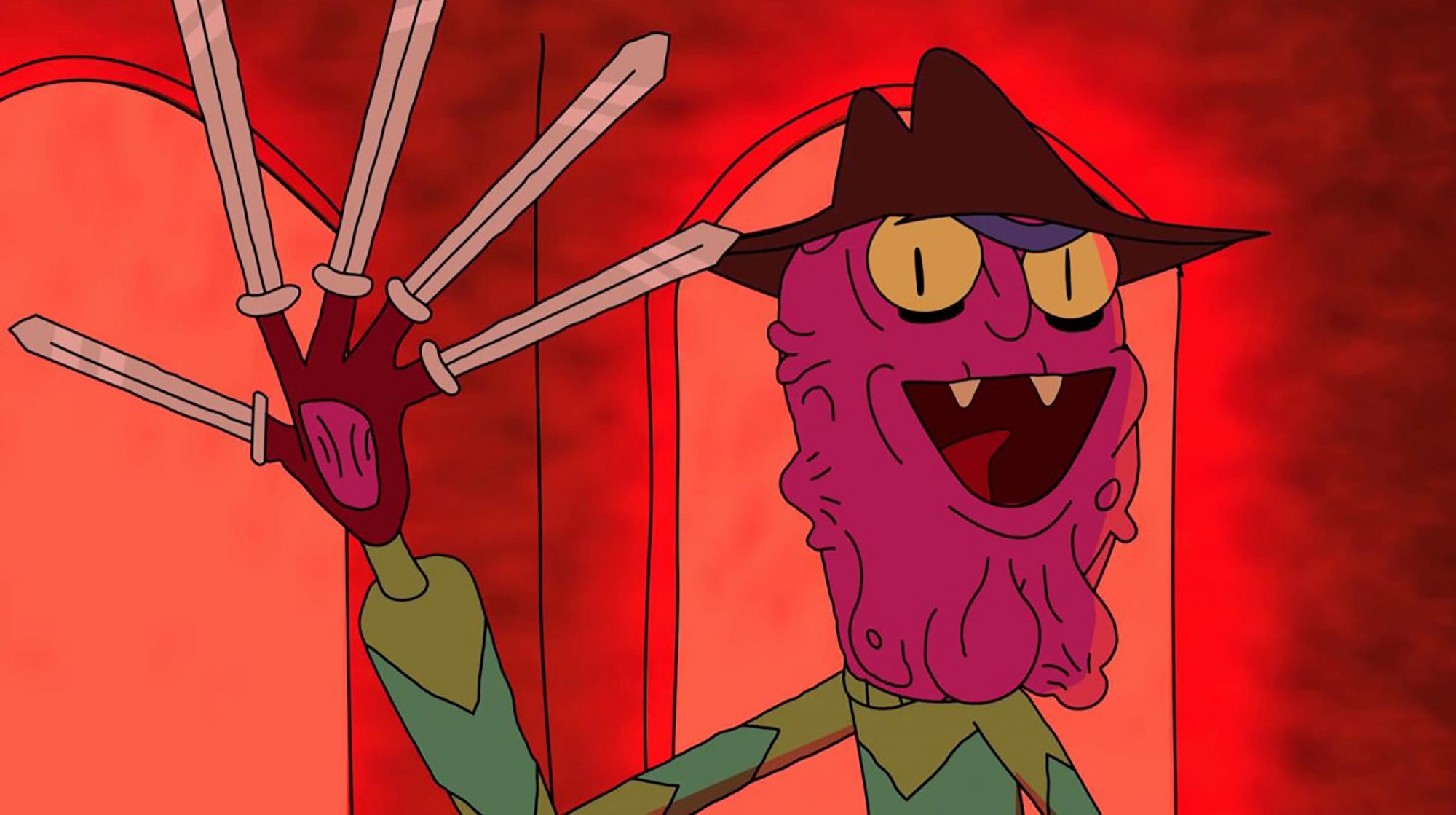 Ricky and Morty - Scary Terry (Season 1, Episode 2)