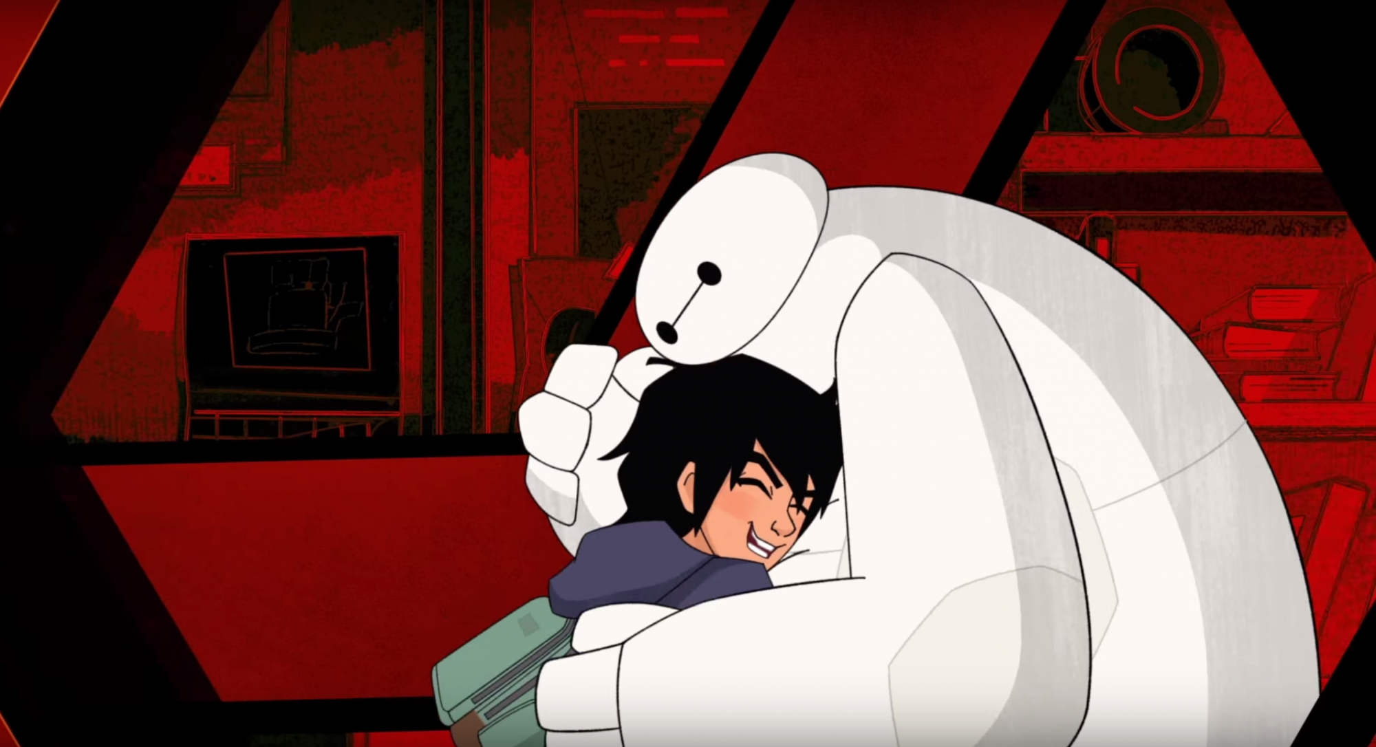 'Big Hero 6 The Series': Watch the New Opening Sequence