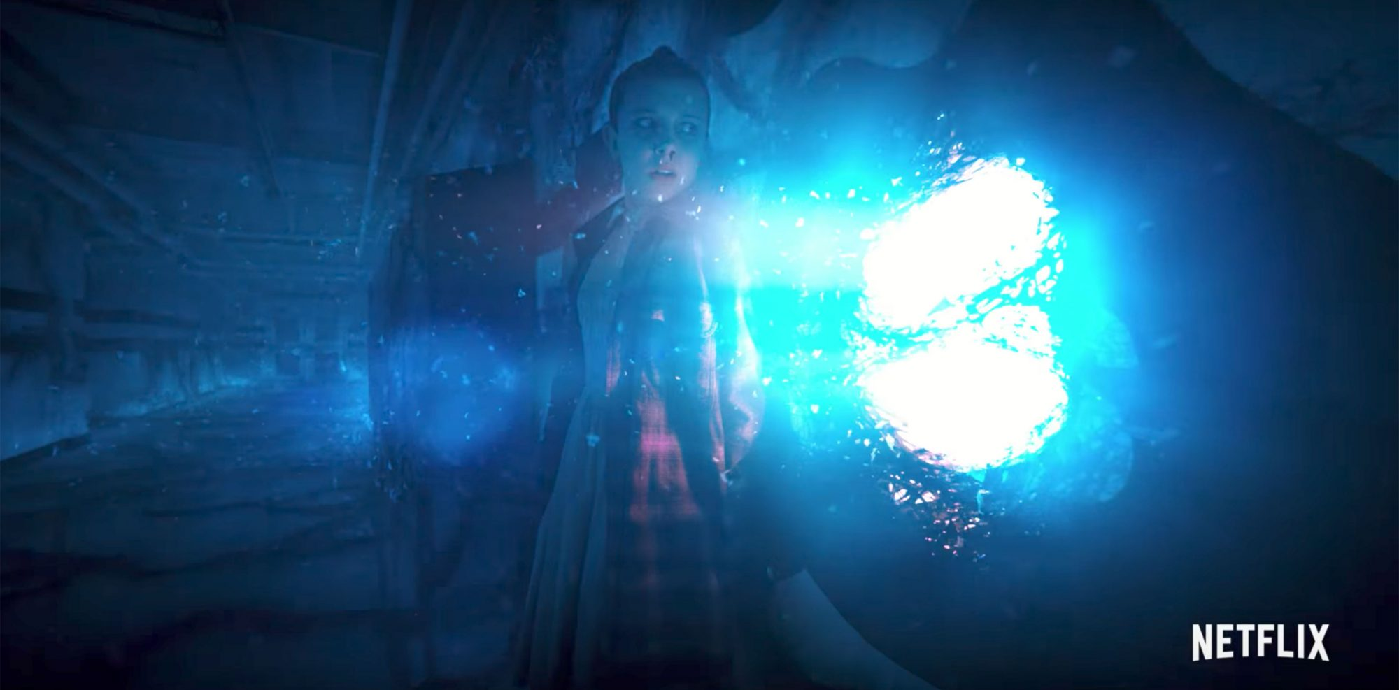 Stranger Things Trailer screen grab