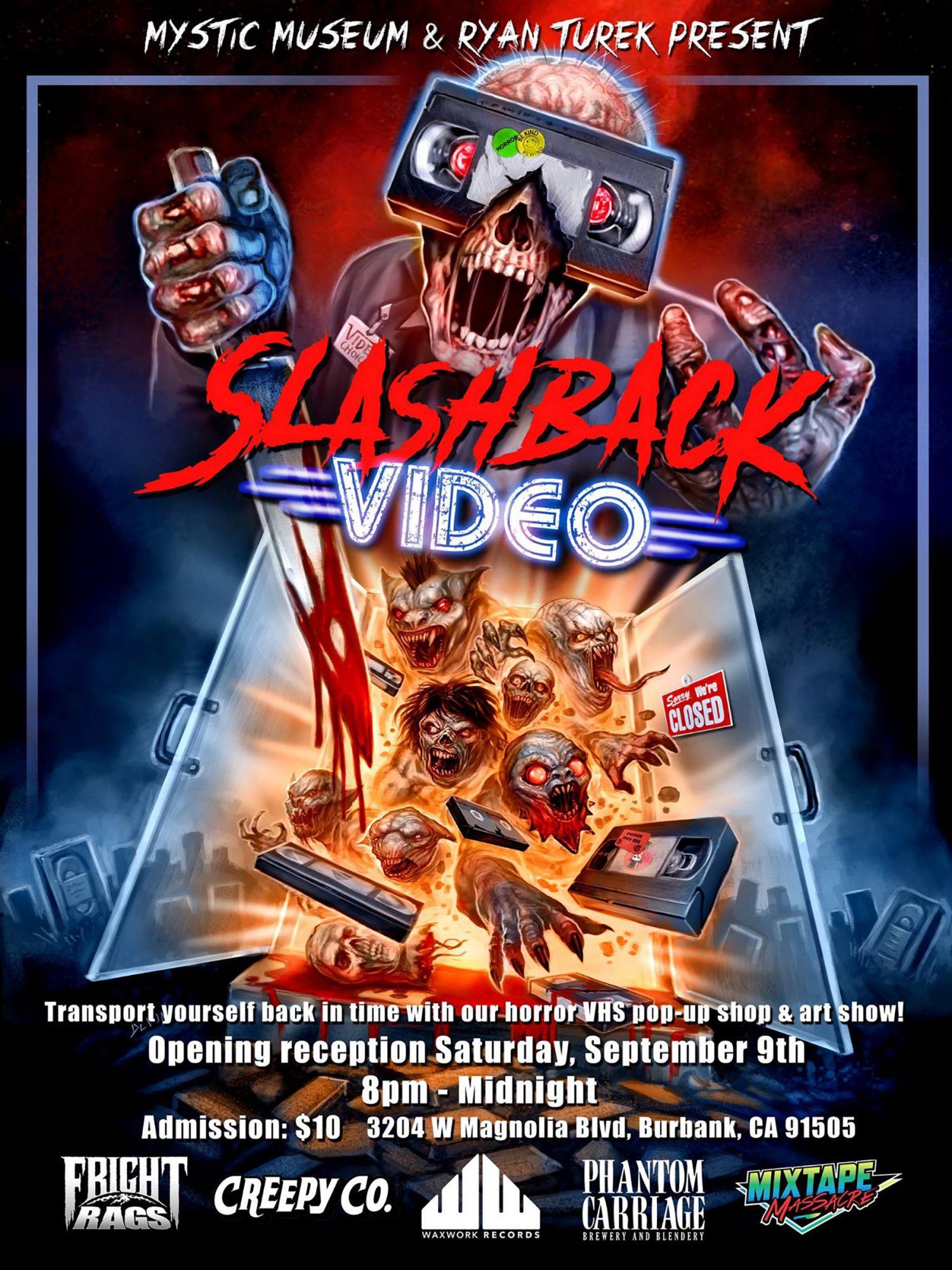 Slashback Video