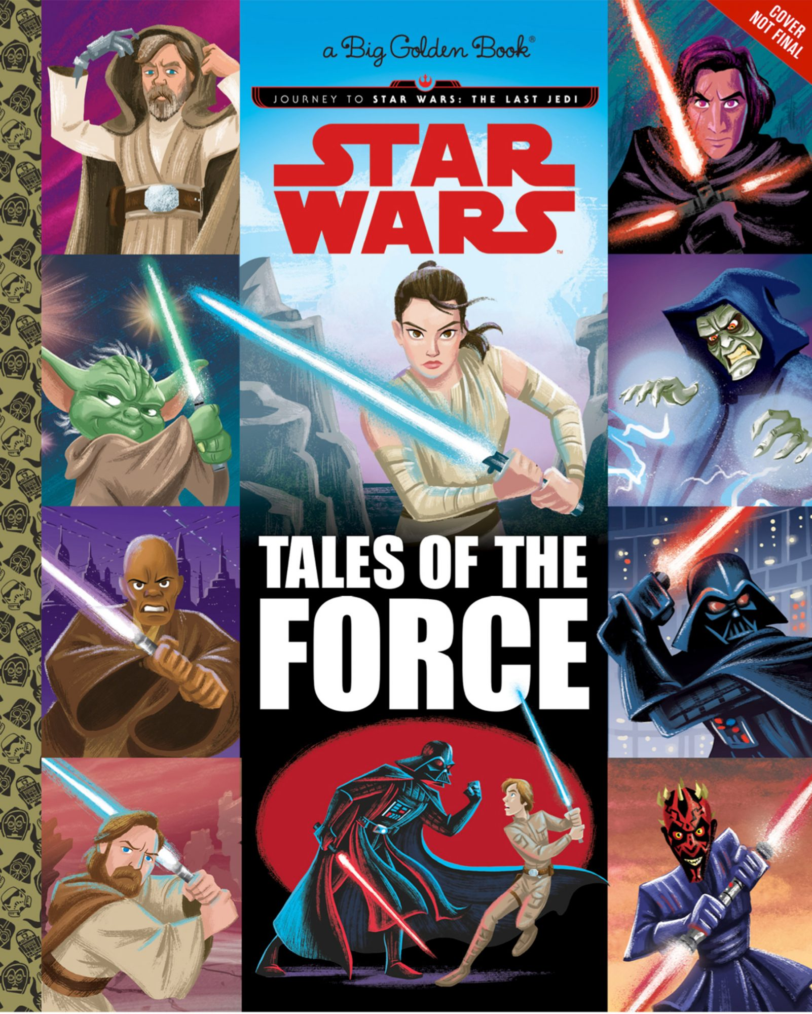 Tales of the Force – a Big Golden Book