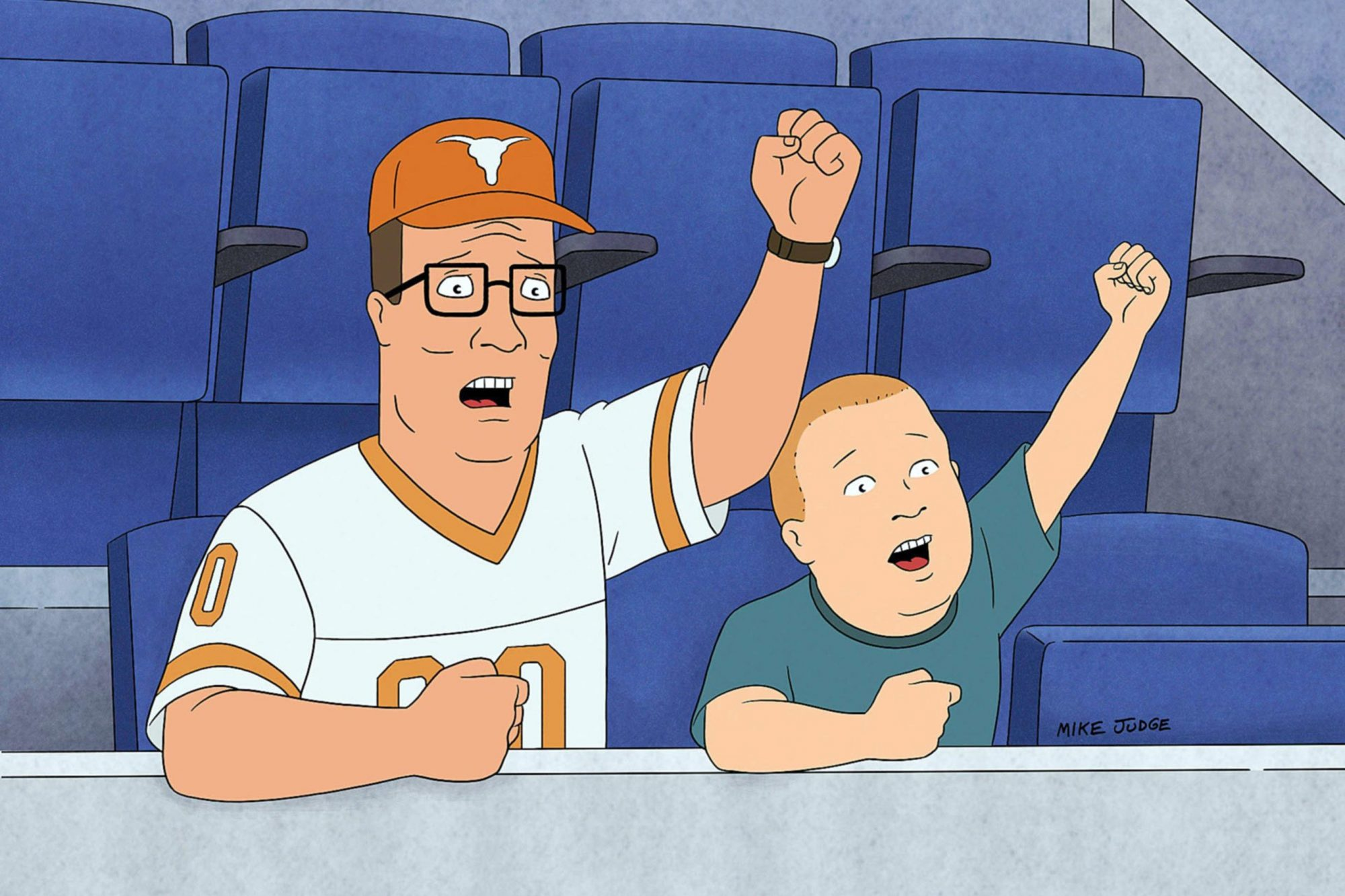 KING OF THE HILL, Hank Hill, Bobby Hill, 'Sweet Smell of Excess', (Season 12, aired Sept. 23, 2007),