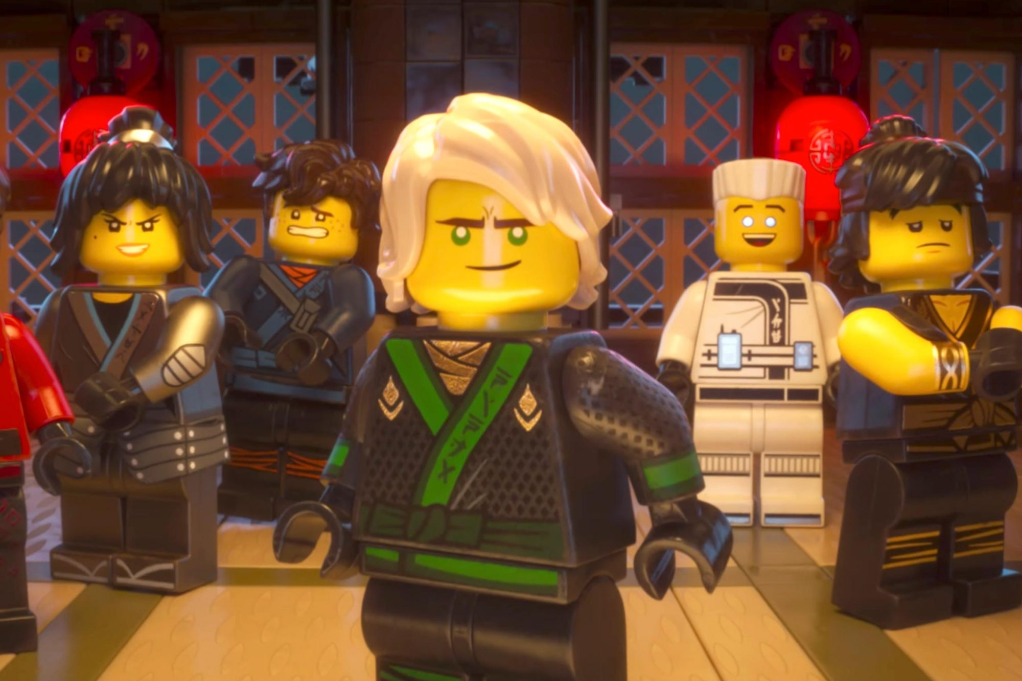 The LEGO NINJAGO Movie - Trailer 1 (screen grab)CR: LEGO/Warner Bros.