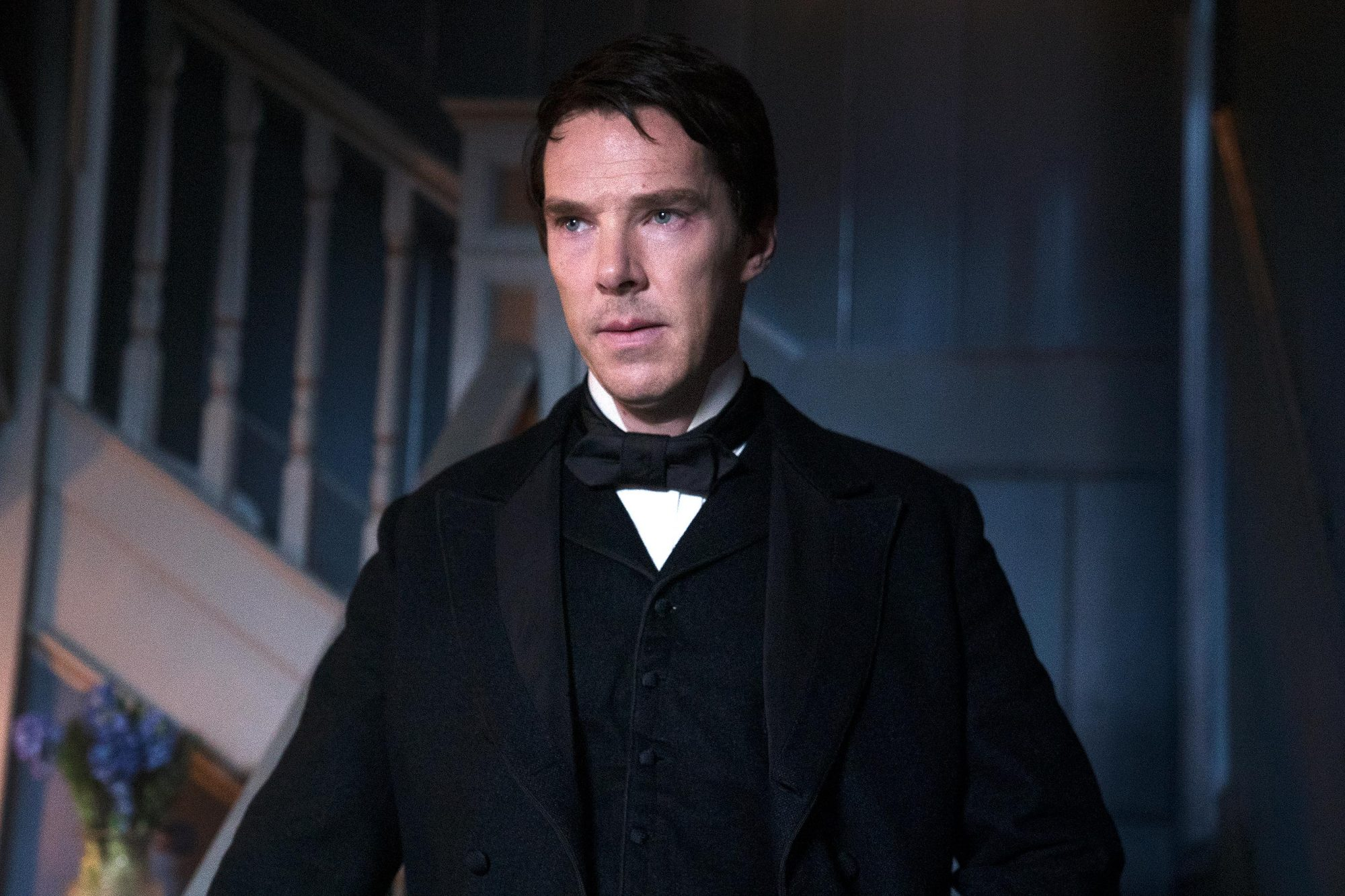 Benedict Cumberbatch as Thomas Edison CR: 101 Studios