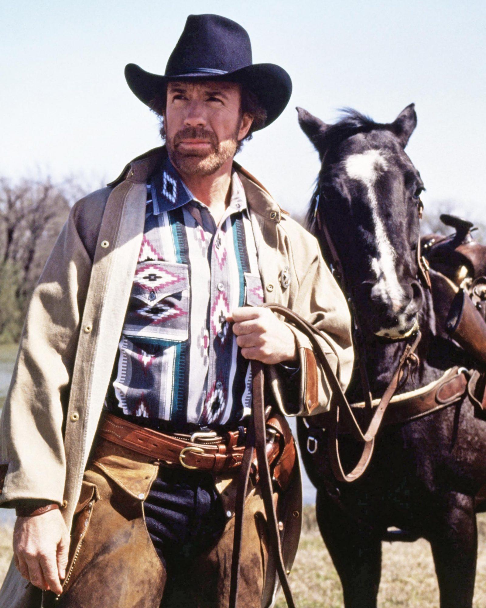 WALKER, TEXAS RANGER, Chuck Norris, 1993-2001, © CBS/courtesy Everett Collection