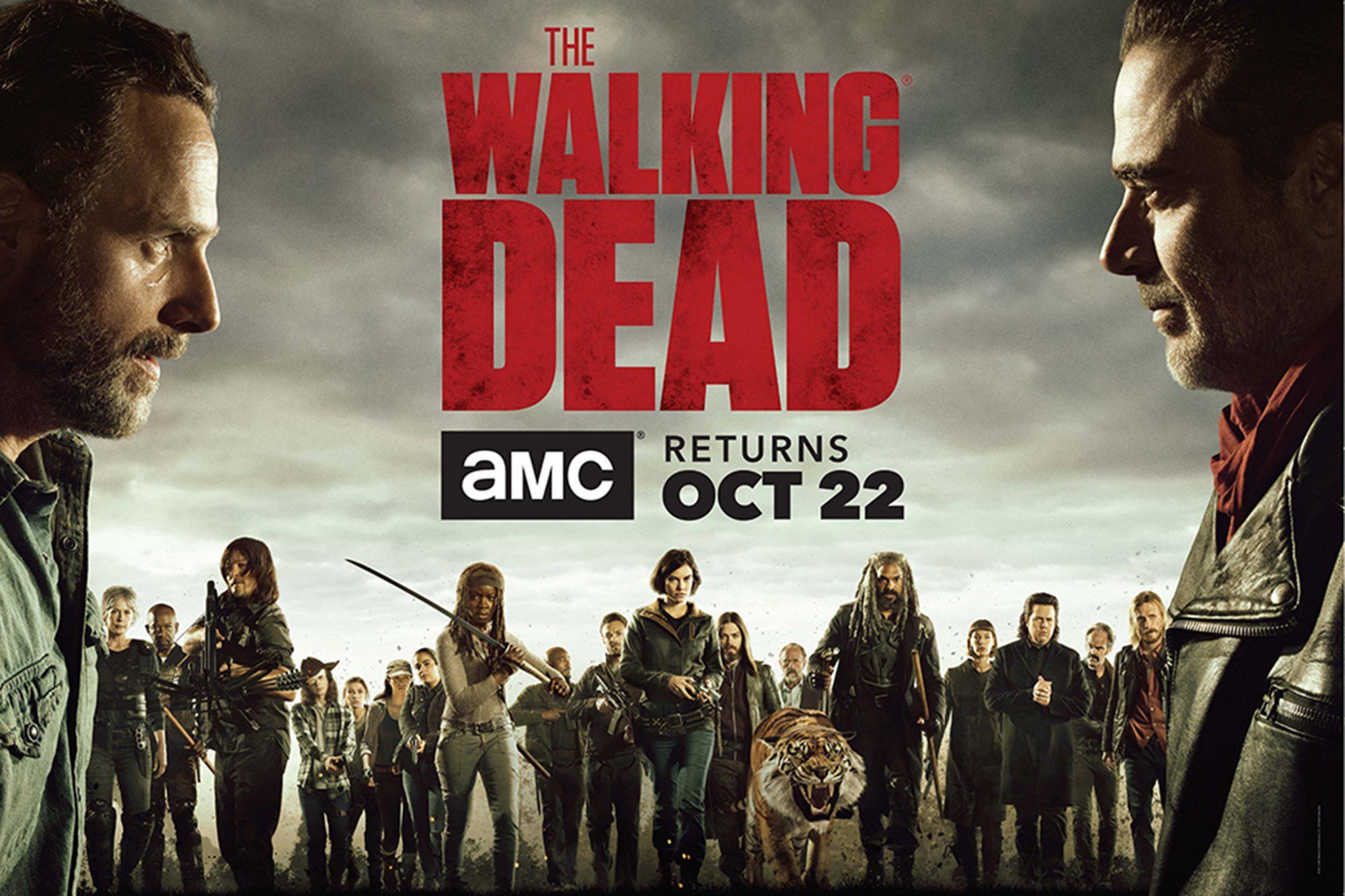 The Walking Dead, Season 8. Photo Credit: Courtesy AMC