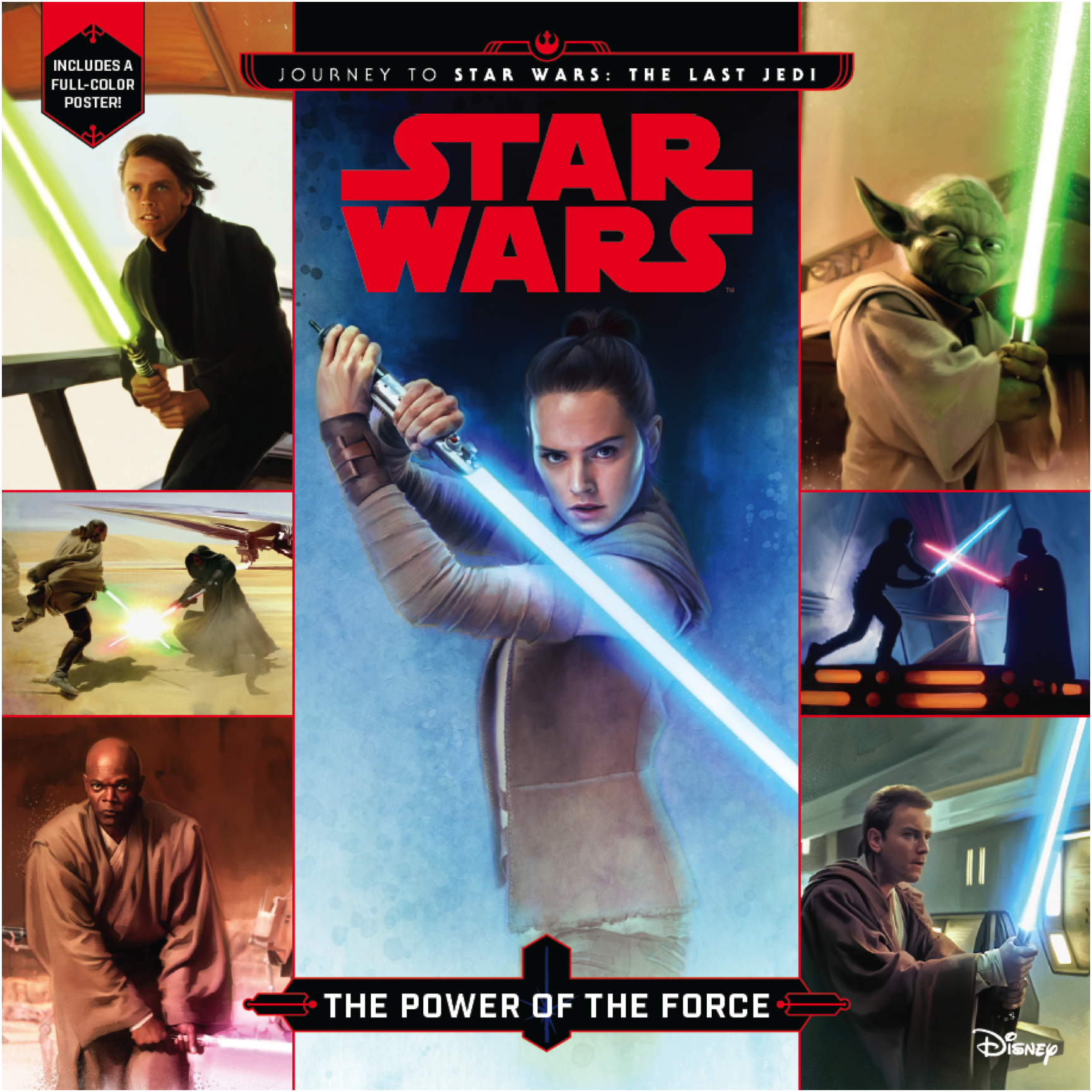 The Power of the Force, by Michael Siglain and illustrated by Brian Rood
