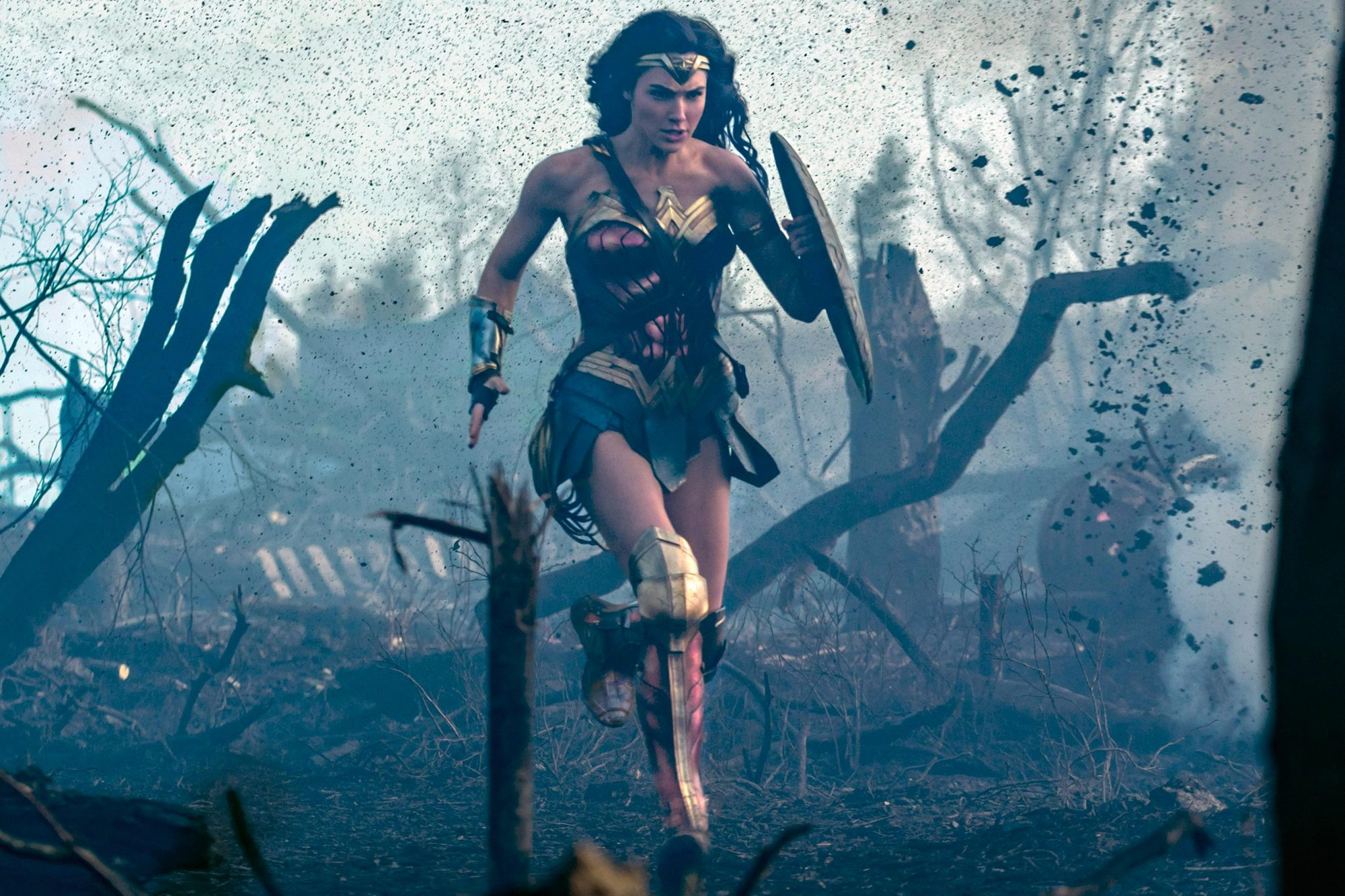 SNUB: Wonder Woman for Best Picture